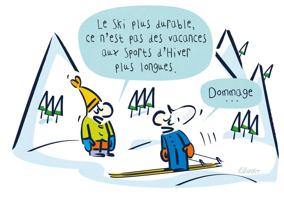 Le D 233 Veloppement Durable Dans Les Stations De Ski Rapaport
