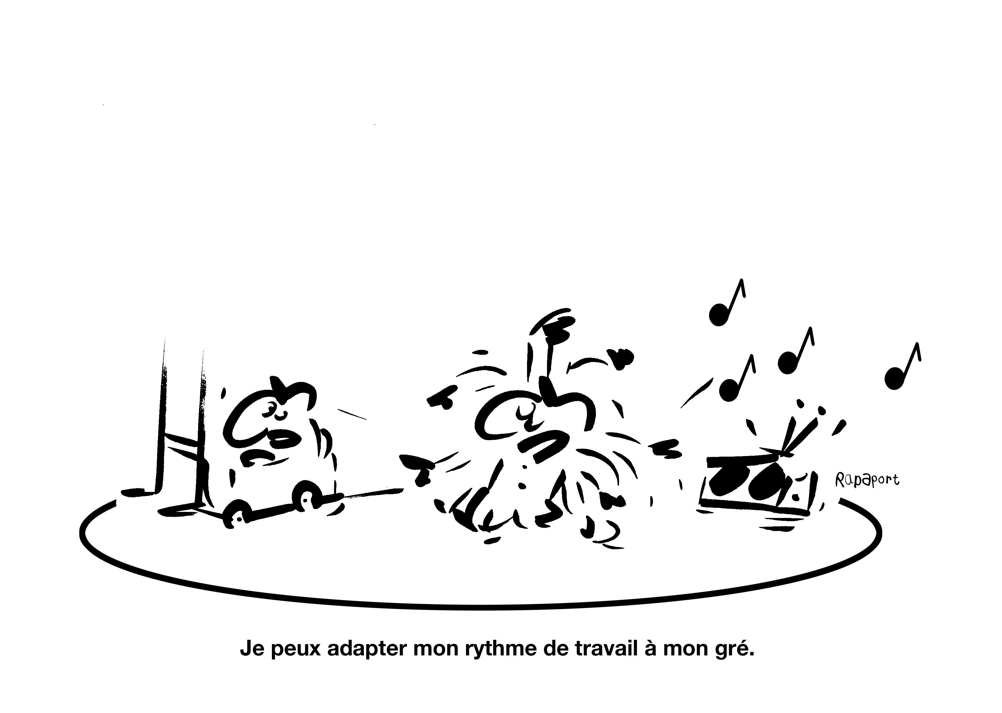 RAPAPORT DESSINS:BAROMÈTRE ENTREPRISE103