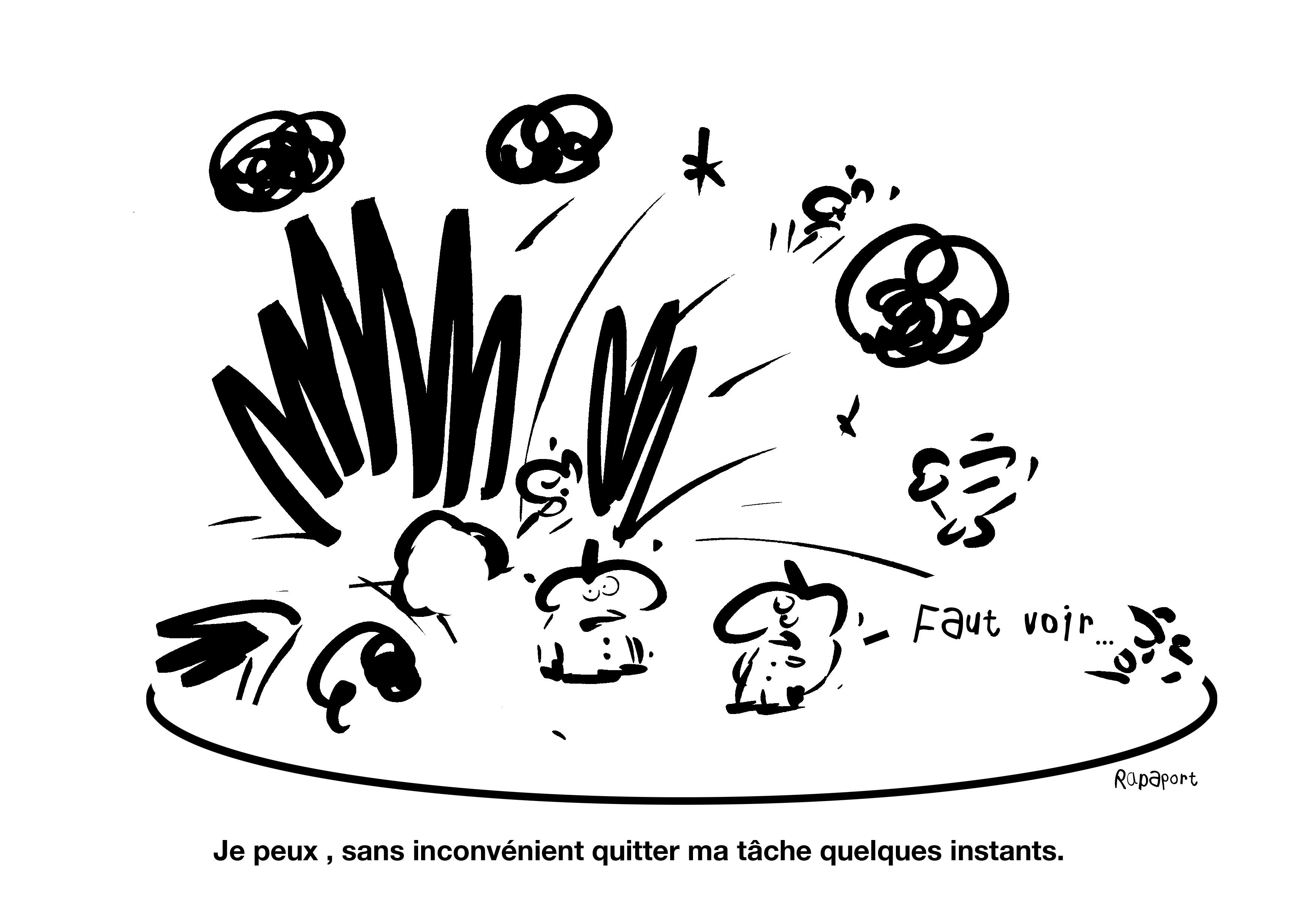 RAPAPORT DESSINS:BAROMÈTRE ENTREPRISE104