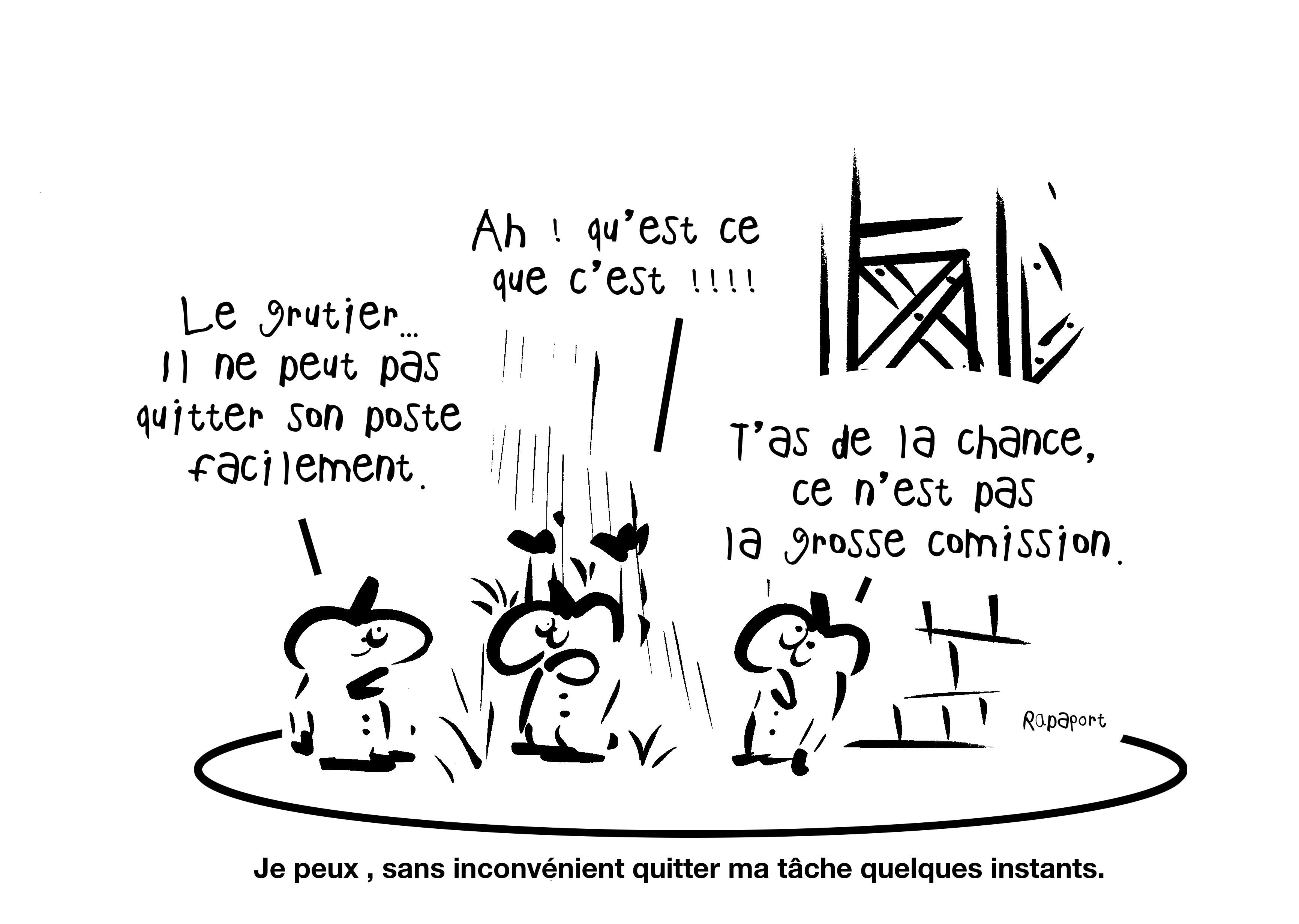 RAPAPORT DESSINS:BAROMÈTRE ENTREPRISE105