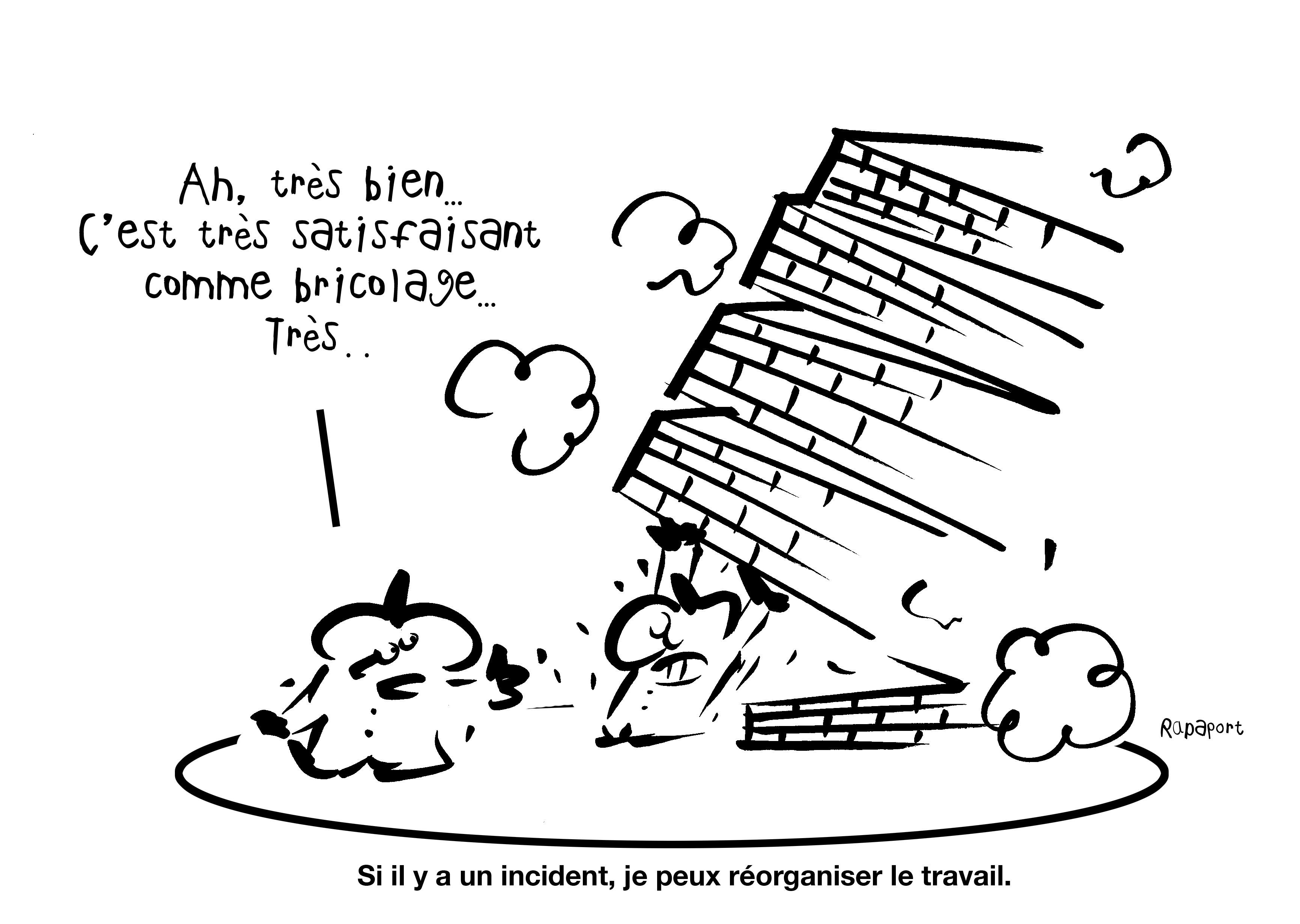 RAPAPORT DESSINS:BAROMÈTRE ENTREPRISE106