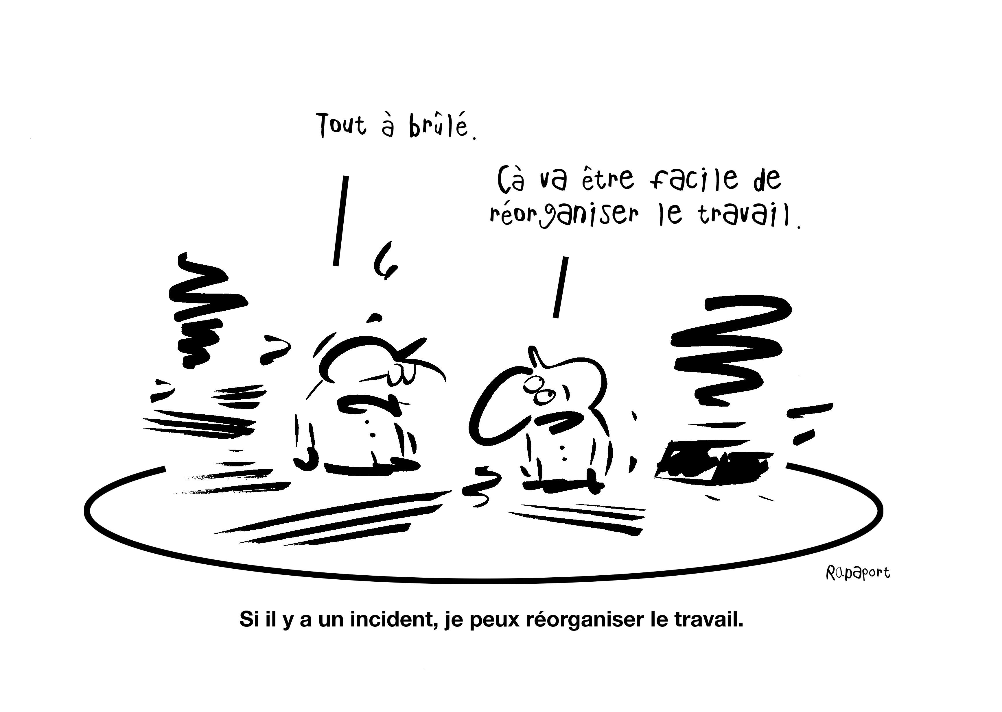 RAPAPORT DESSINS:BAROMÈTRE ENTREPRISE108