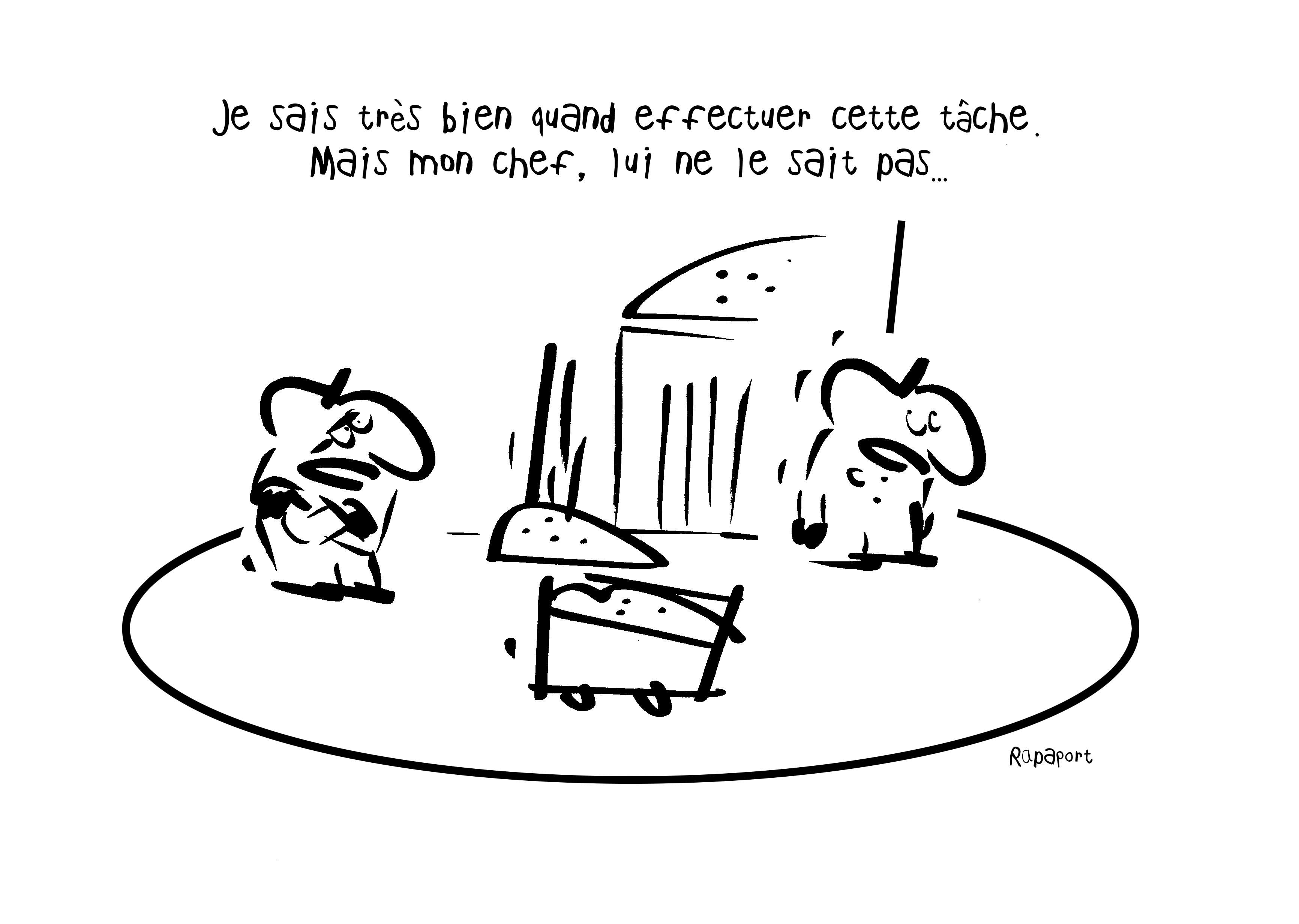 RAPAPORT DESSINS:BAROMÈTRE ENTREPRISE112