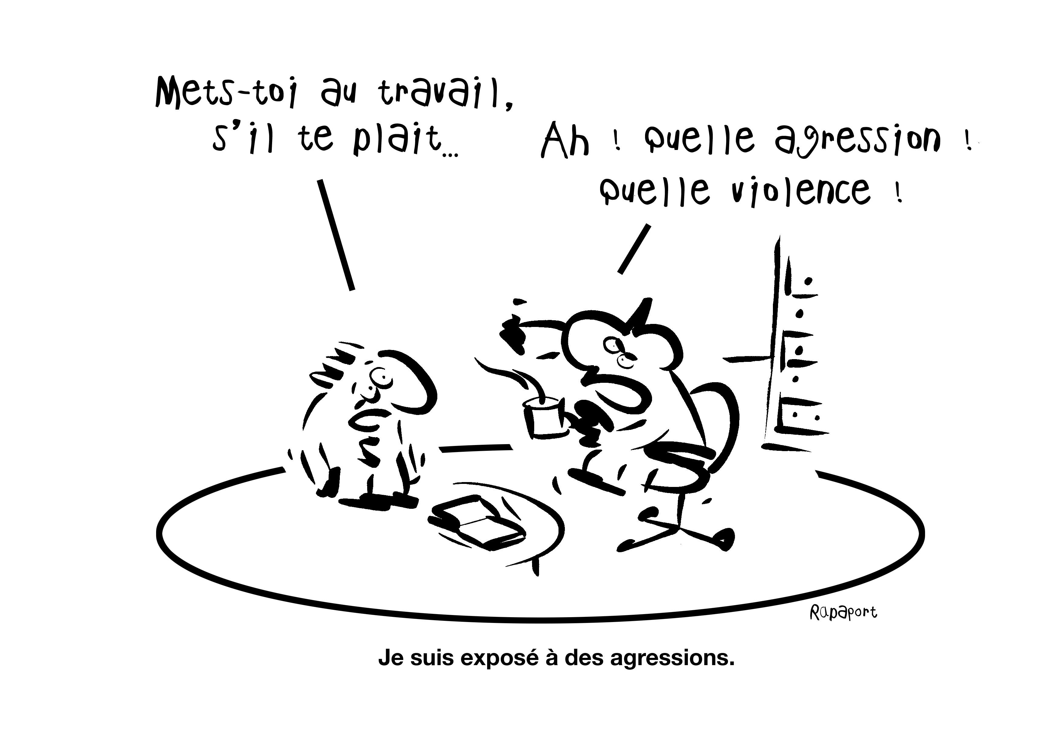 RAPAPORT DESSINS:BAROMÈTRE ENTREPRISE116