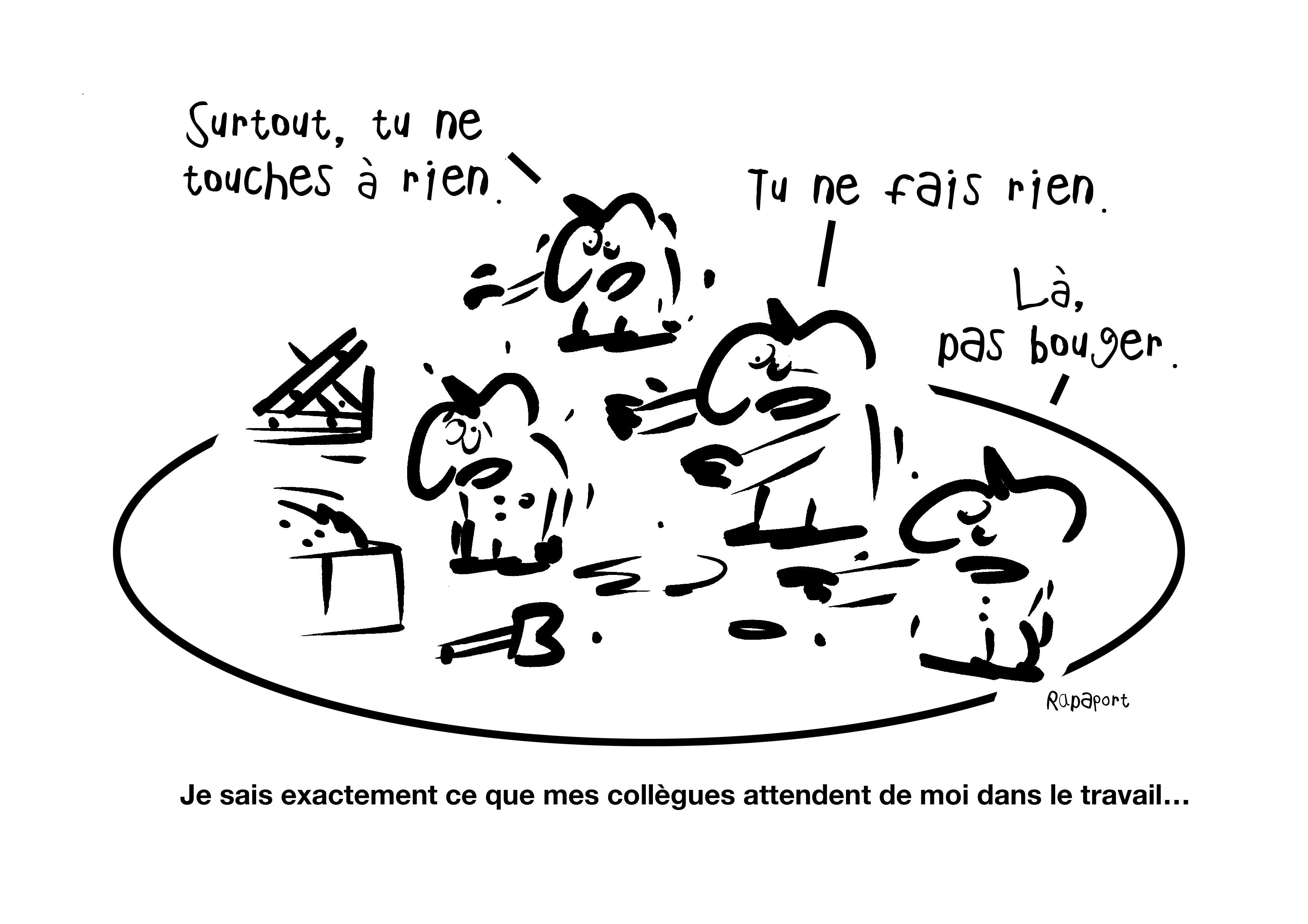 RAPAPORT DESSINS:BAROMÈTRE ENTREPRISE119