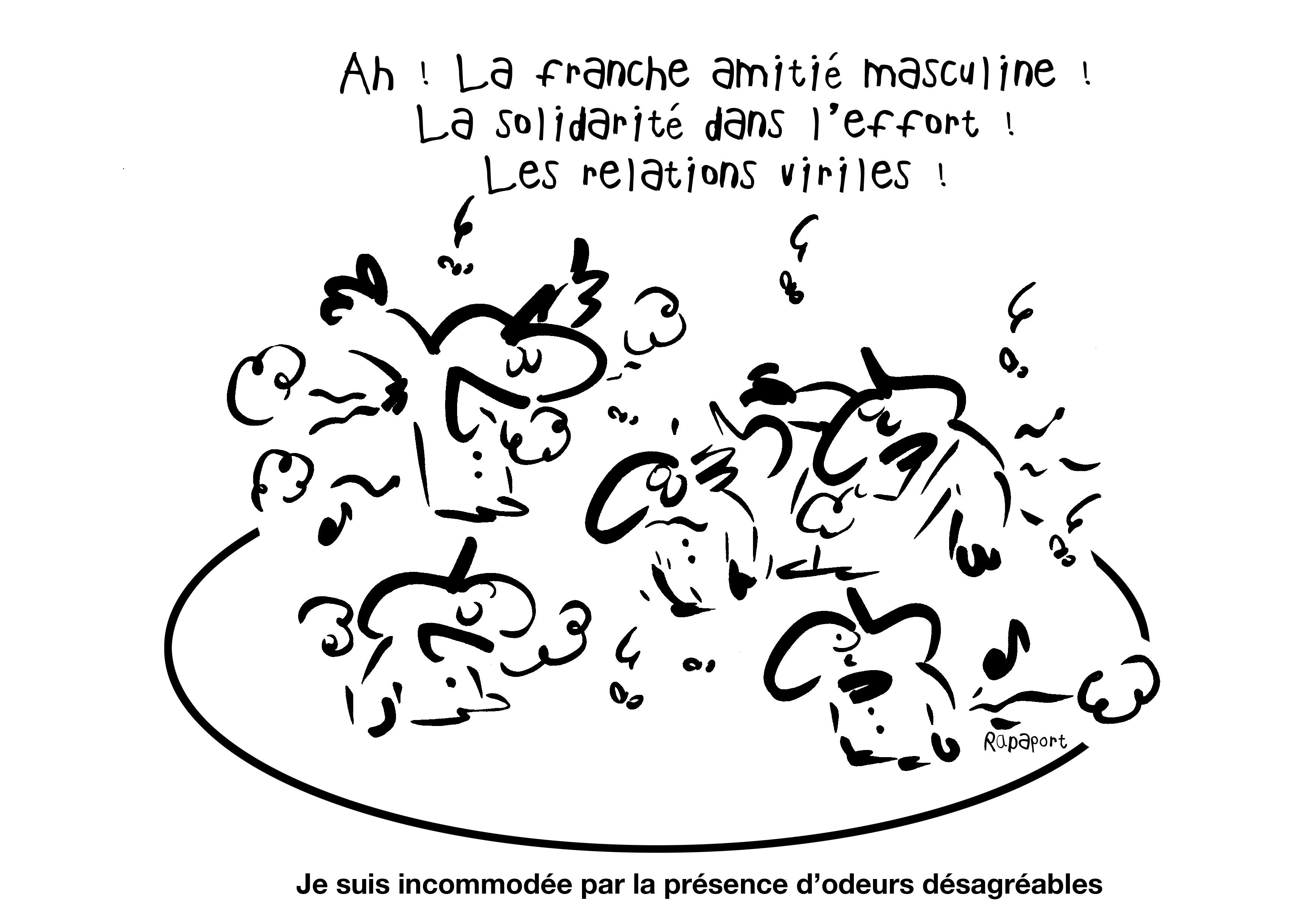 RAPAPORT DESSINS:BAROMÈTRE ENTREPRISE17