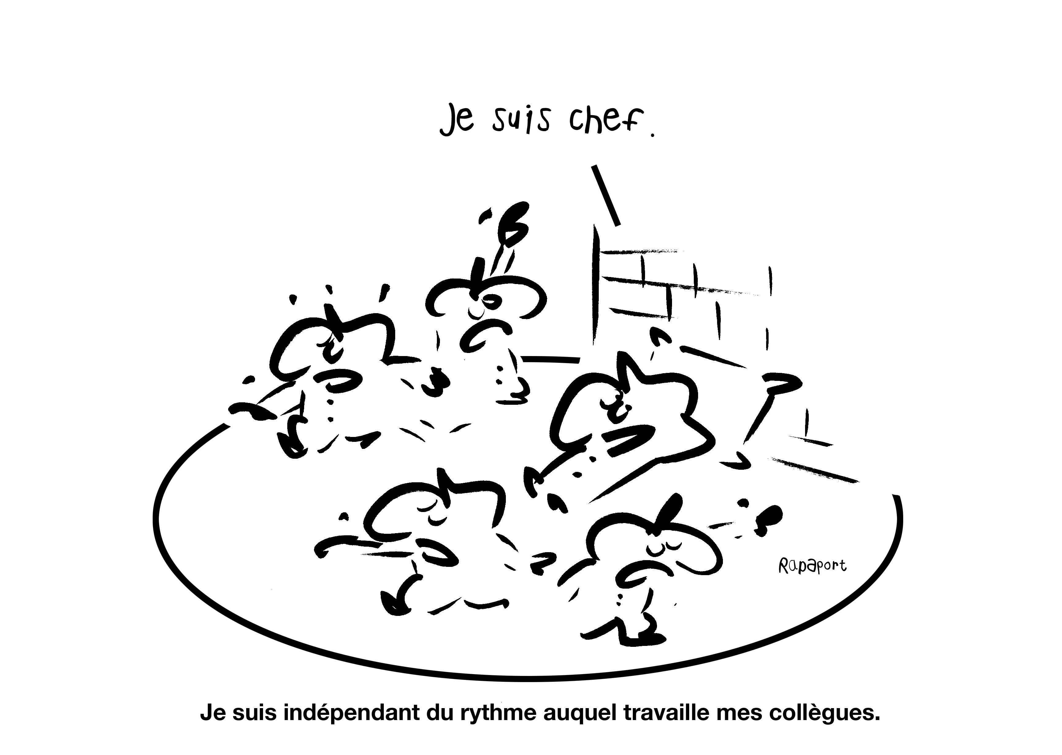 RAPAPORT DESSINS:BAROMÈTRE ENTREPRISE21