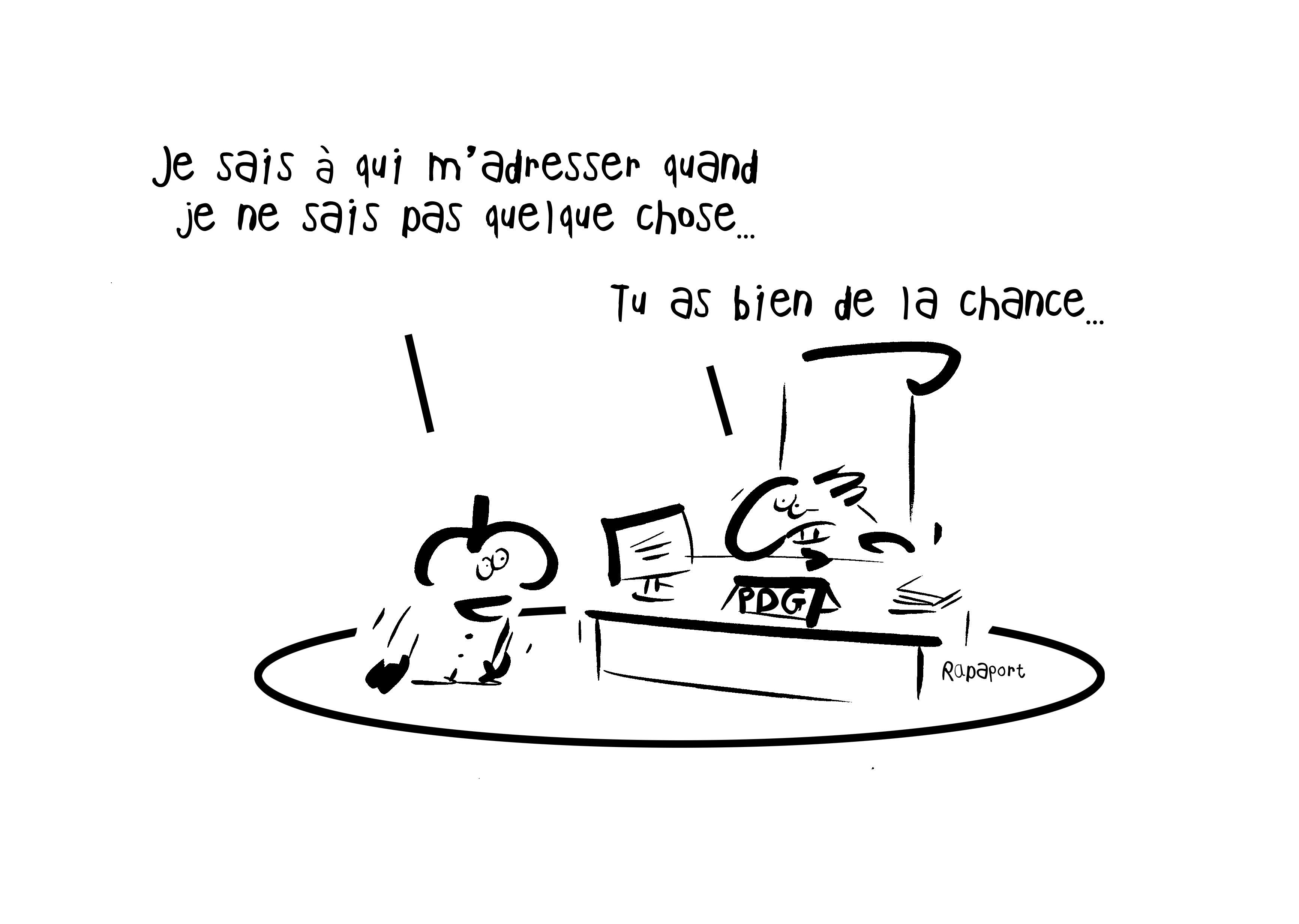 RAPAPORT DESSINS:BAROMÈTRE ENTREPRISE37