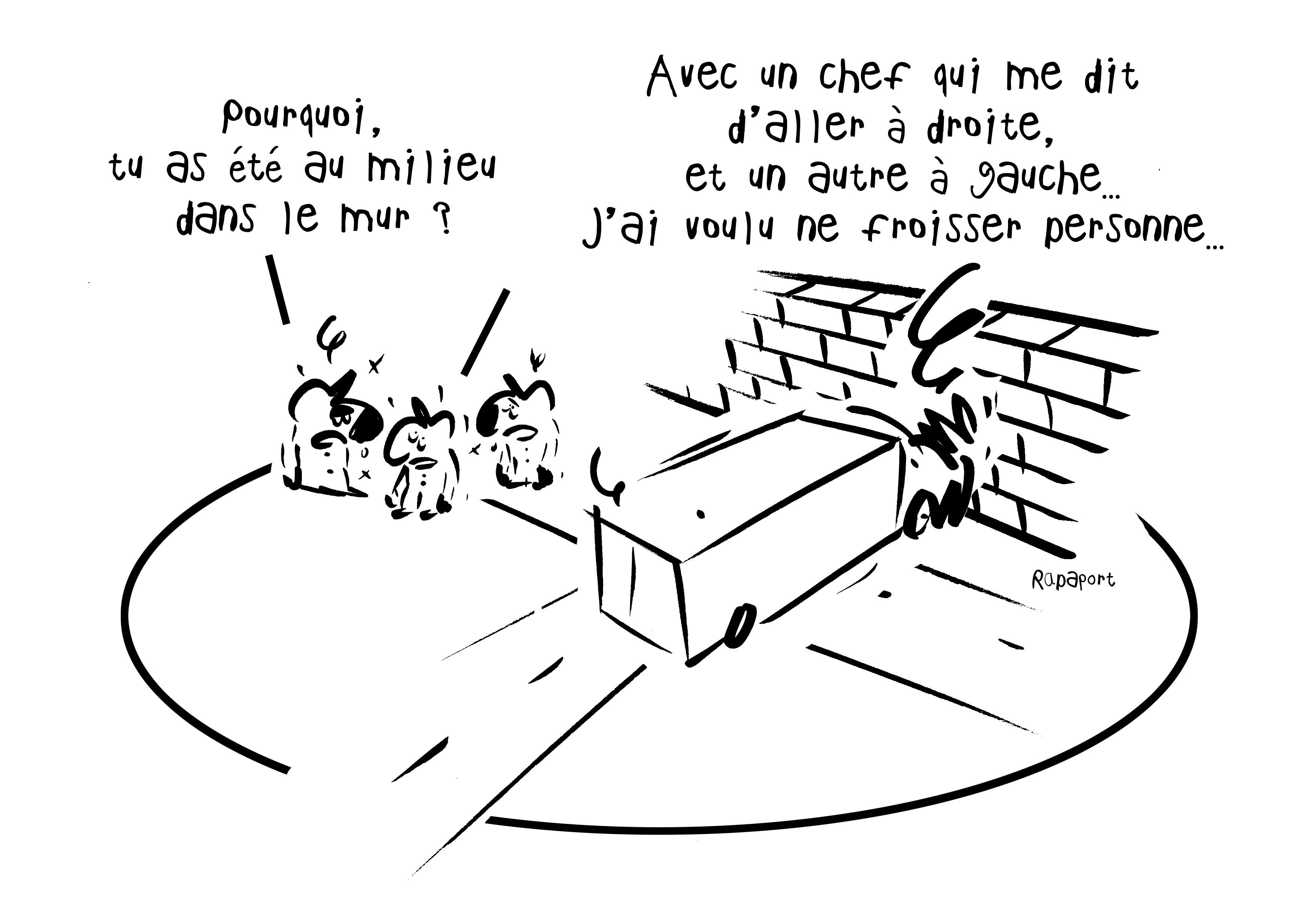 RAPAPORT DESSINS:BAROMÈTRE ENTREPRISE45