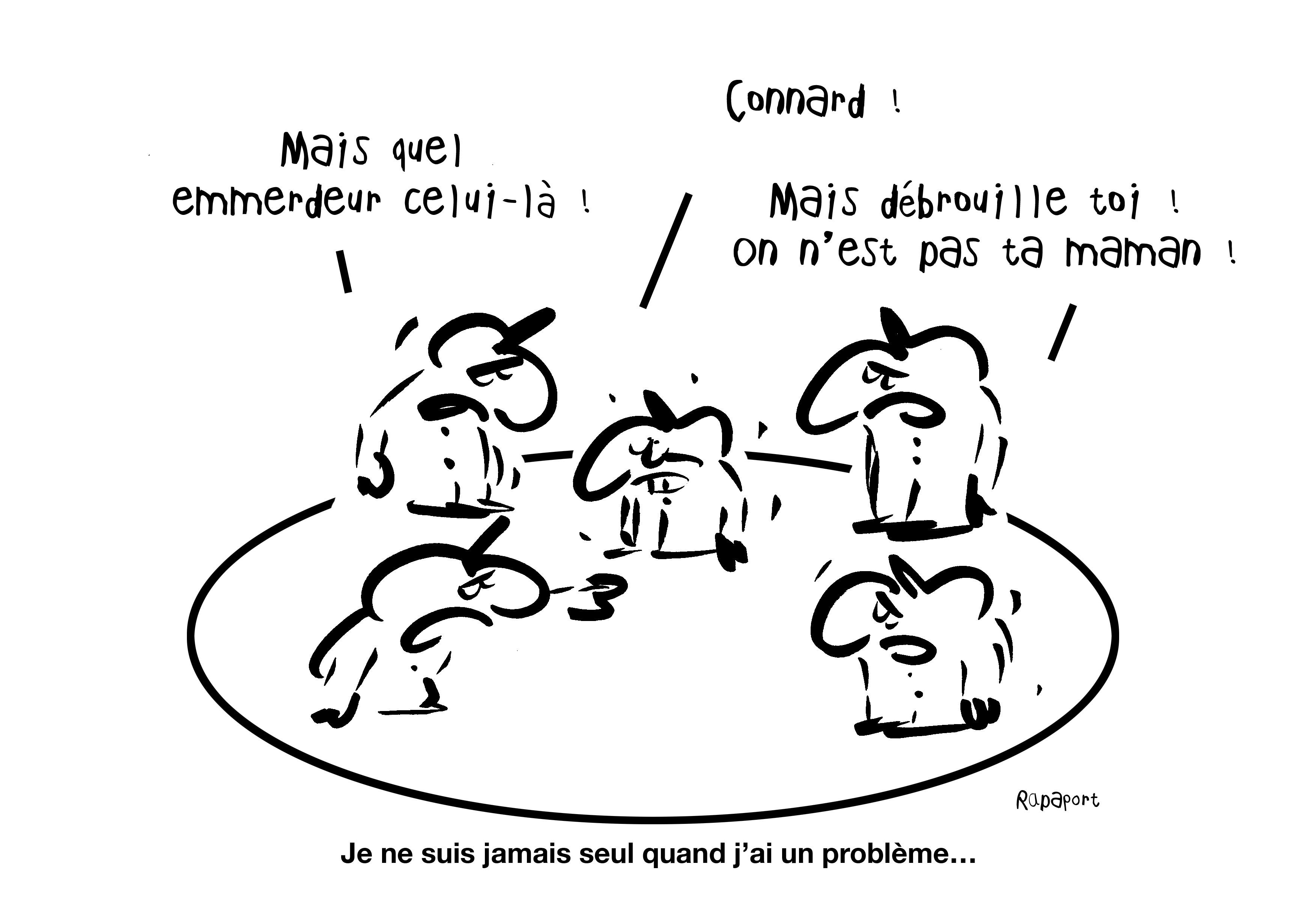 RAPAPORT DESSINS:BAROMÈTRE ENTREPRISE47