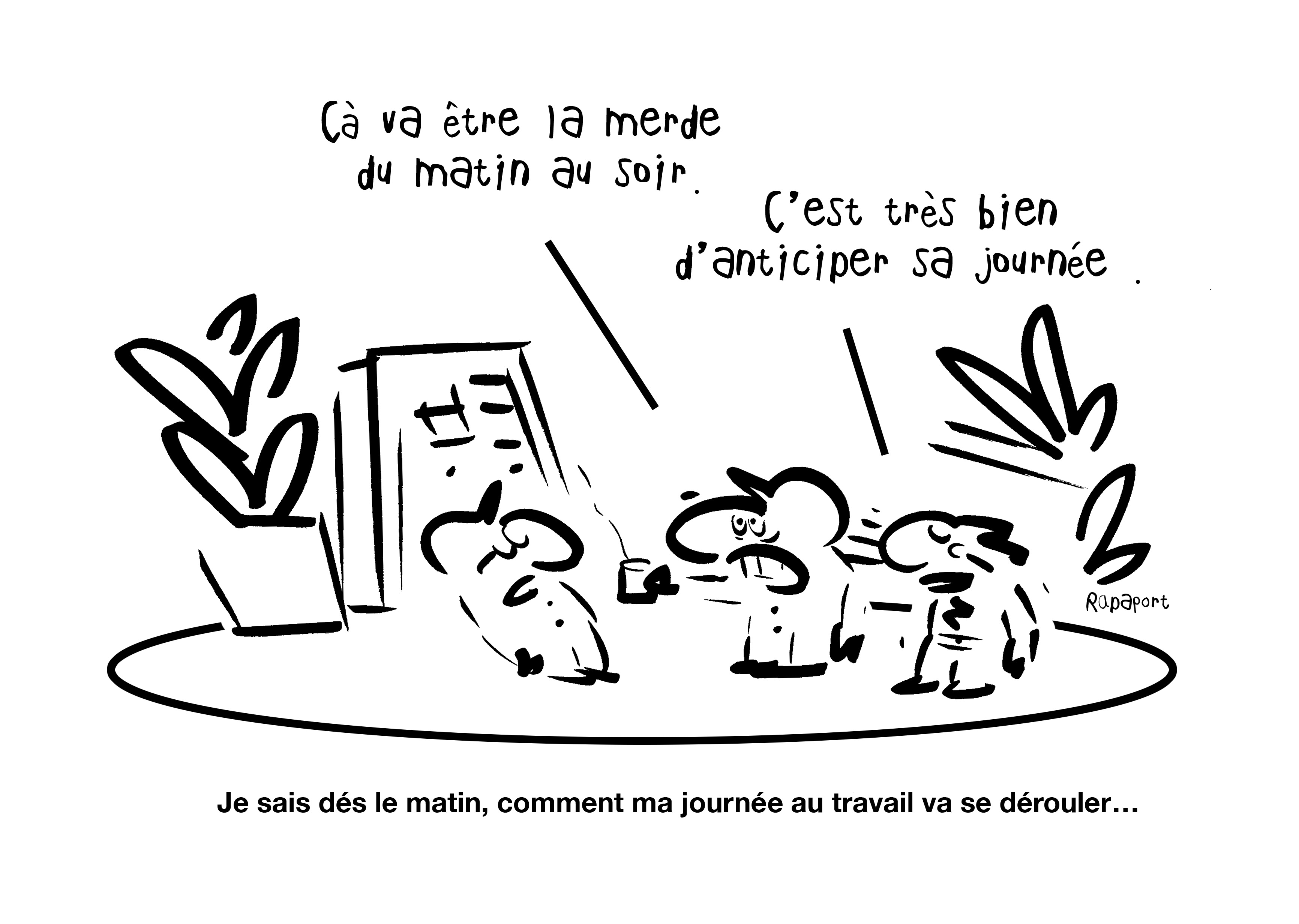 RAPAPORT DESSINS:BAROMÈTRE ENTREPRISE50