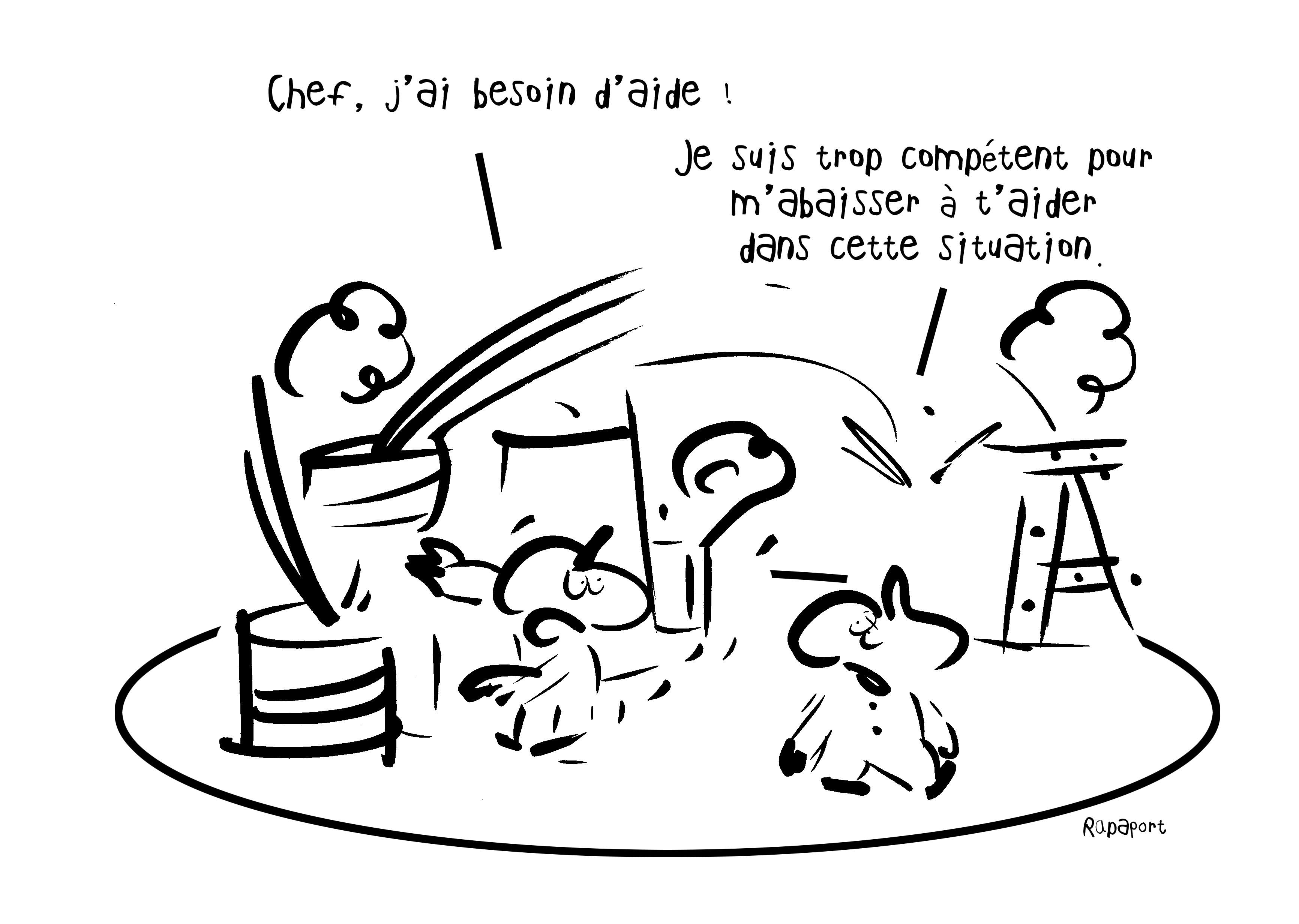 RAPAPORT DESSINS:BAROMÈTRE ENTREPRISE54