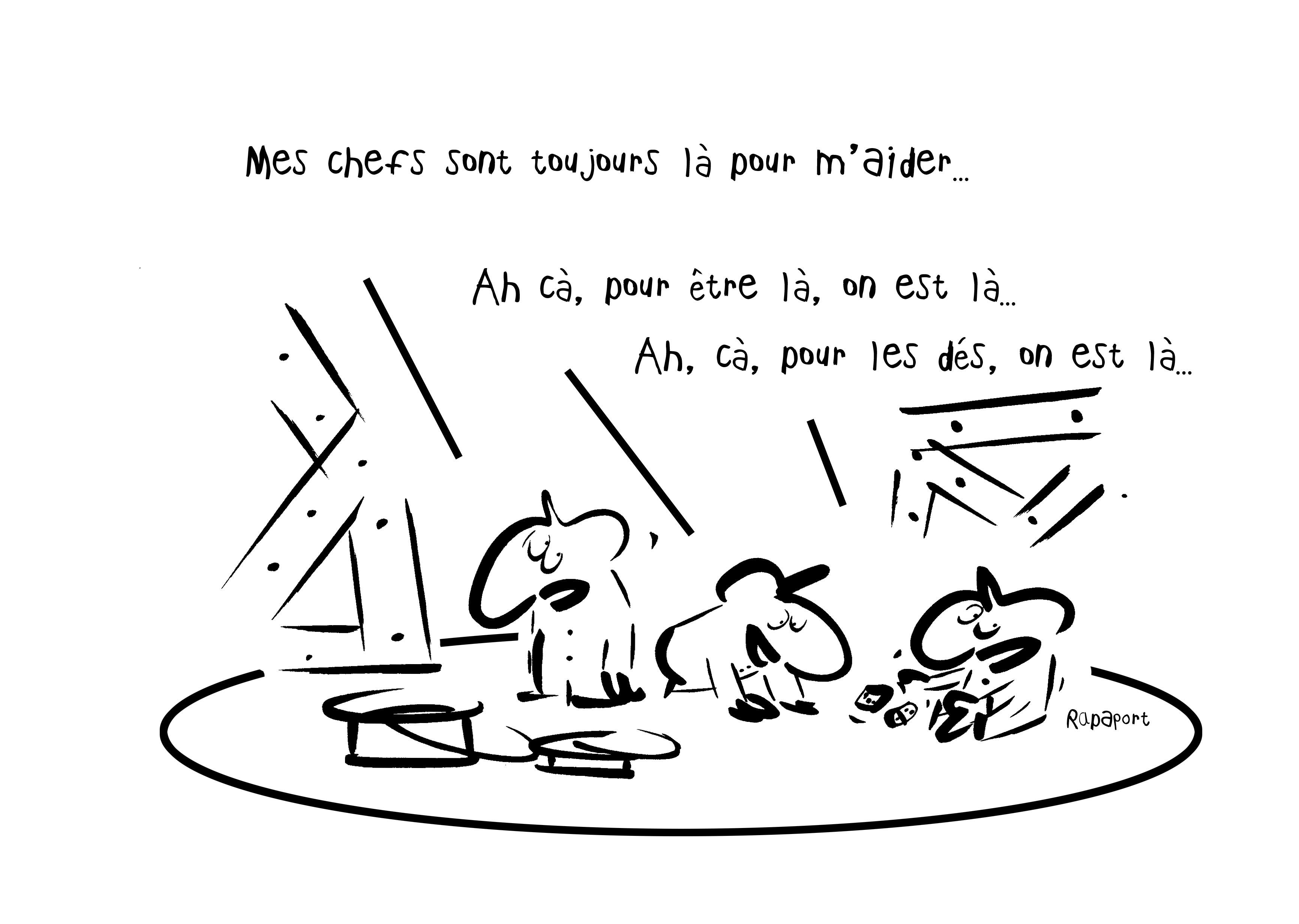 RAPAPORT DESSINS:BAROMÈTRE ENTREPRISE55