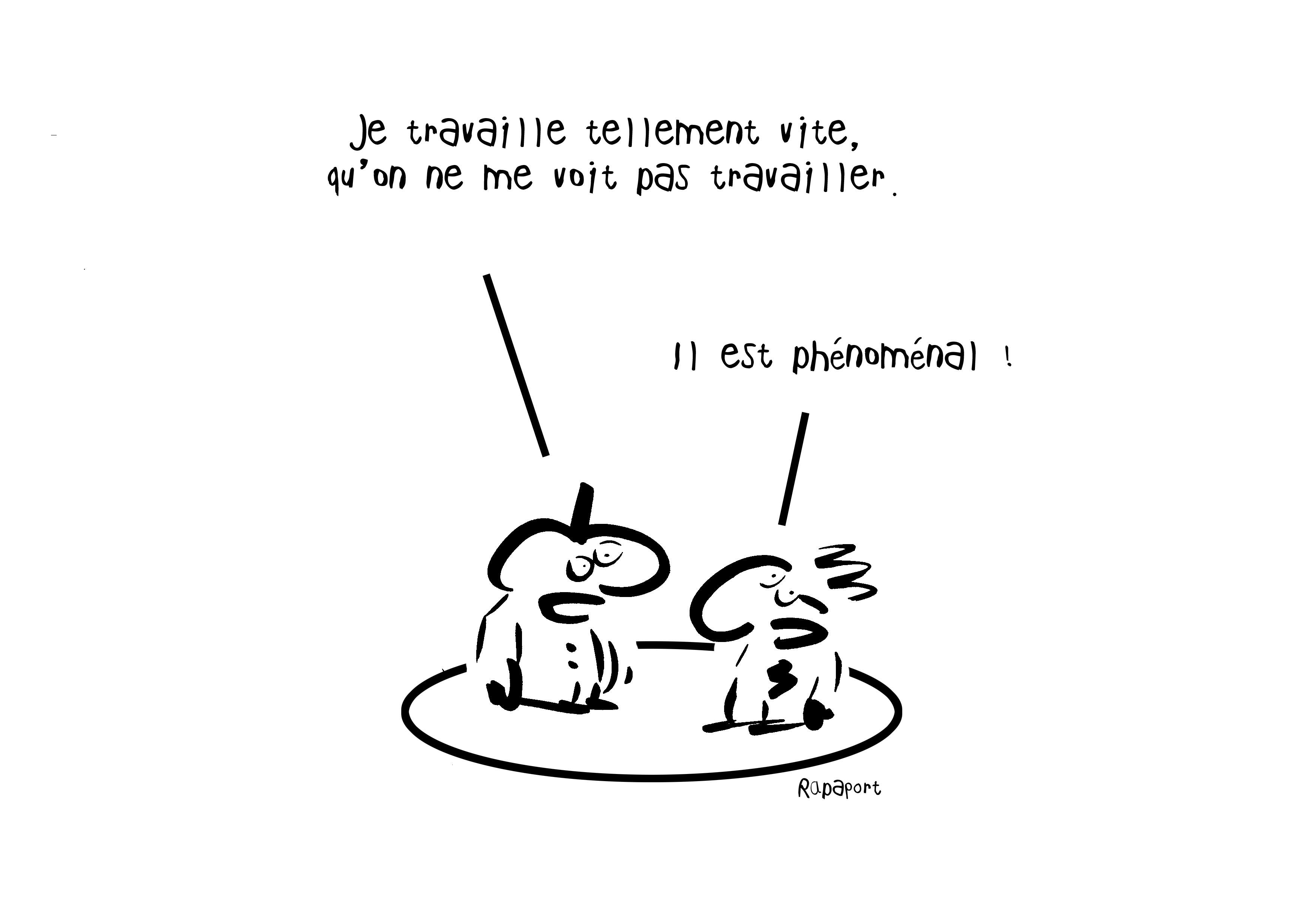 RAPAPORT DESSINS:BAROMÈTRE ENTREPRISE57