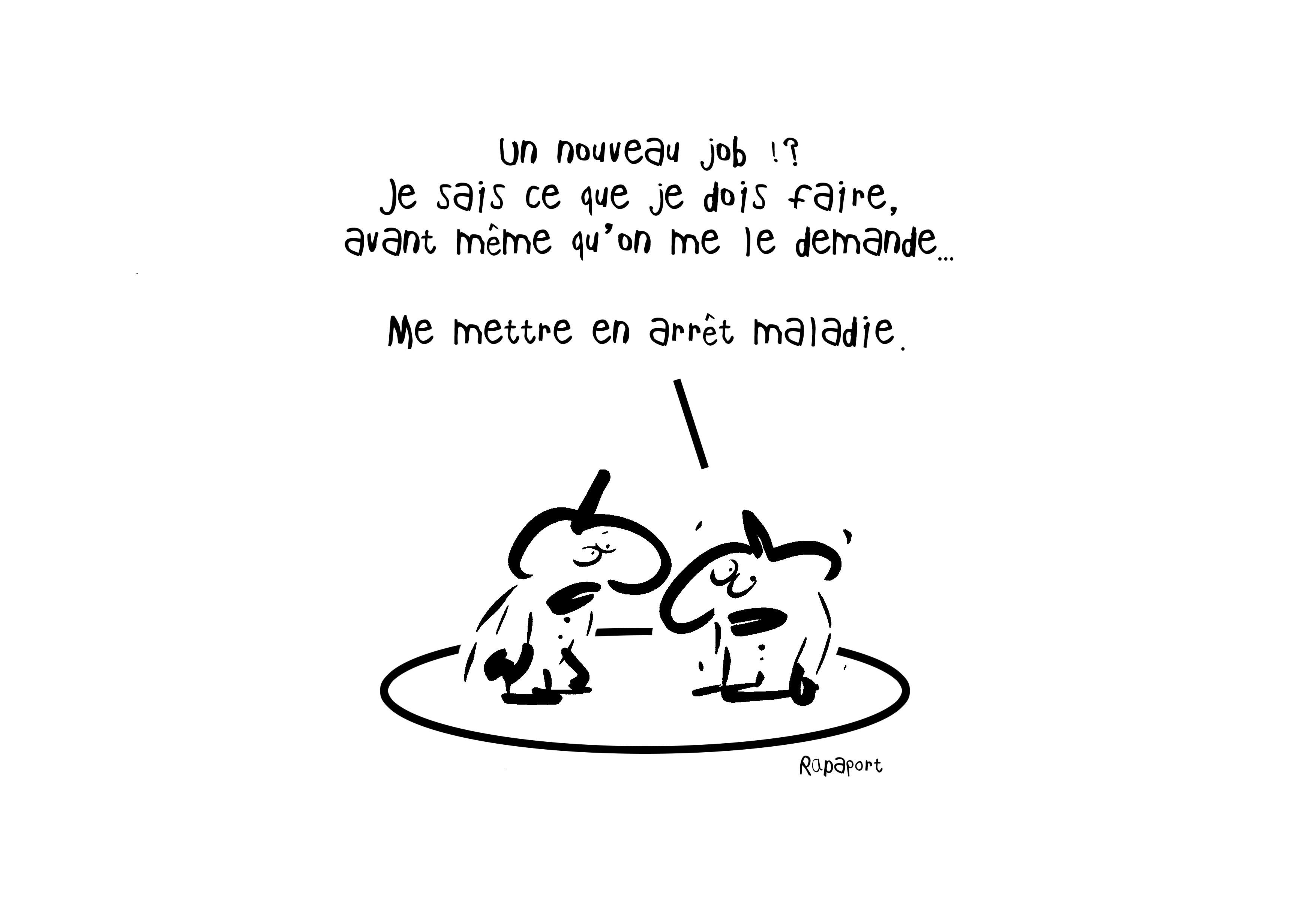 RAPAPORT DESSINS:BAROMÈTRE ENTREPRISE58
