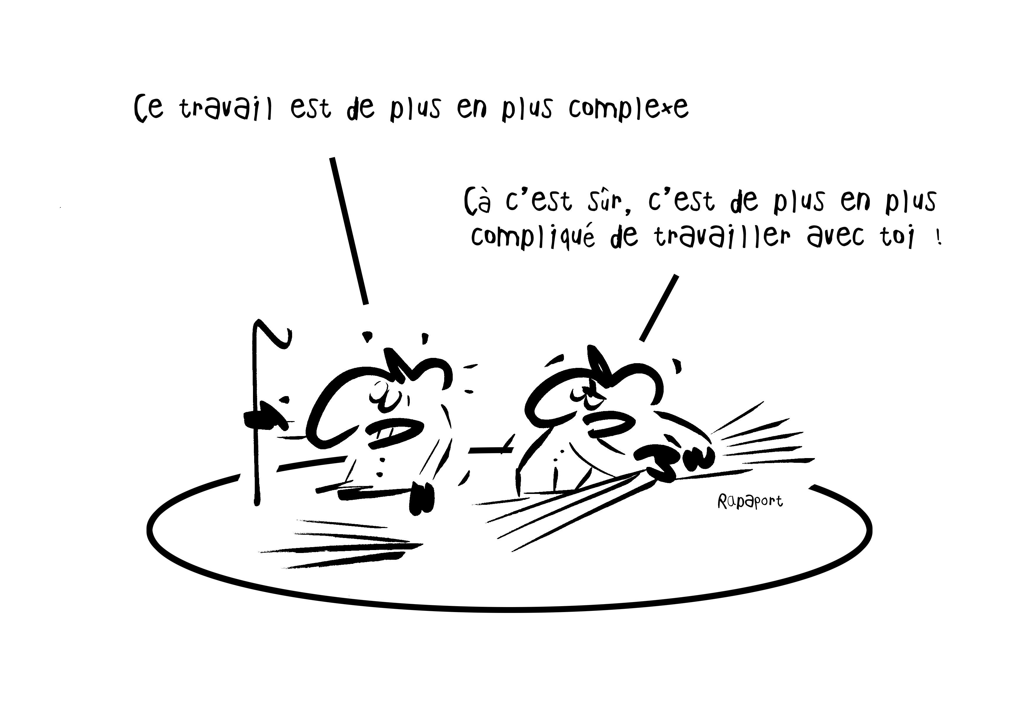 RAPAPORT DESSINS:BAROMÈTRE ENTREPRISE65