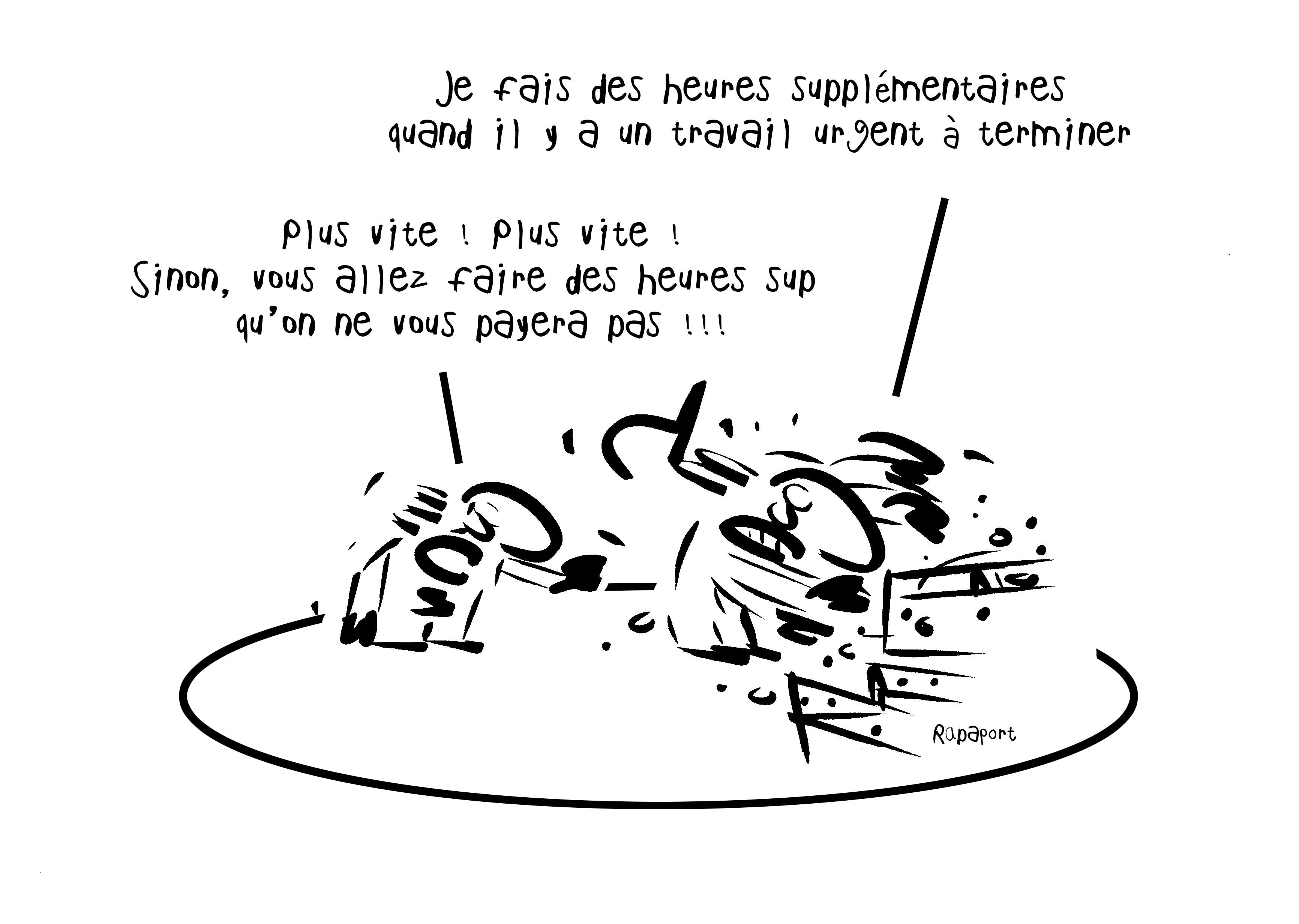 RAPAPORT DESSINS:BAROMÈTRE ENTREPRISE66