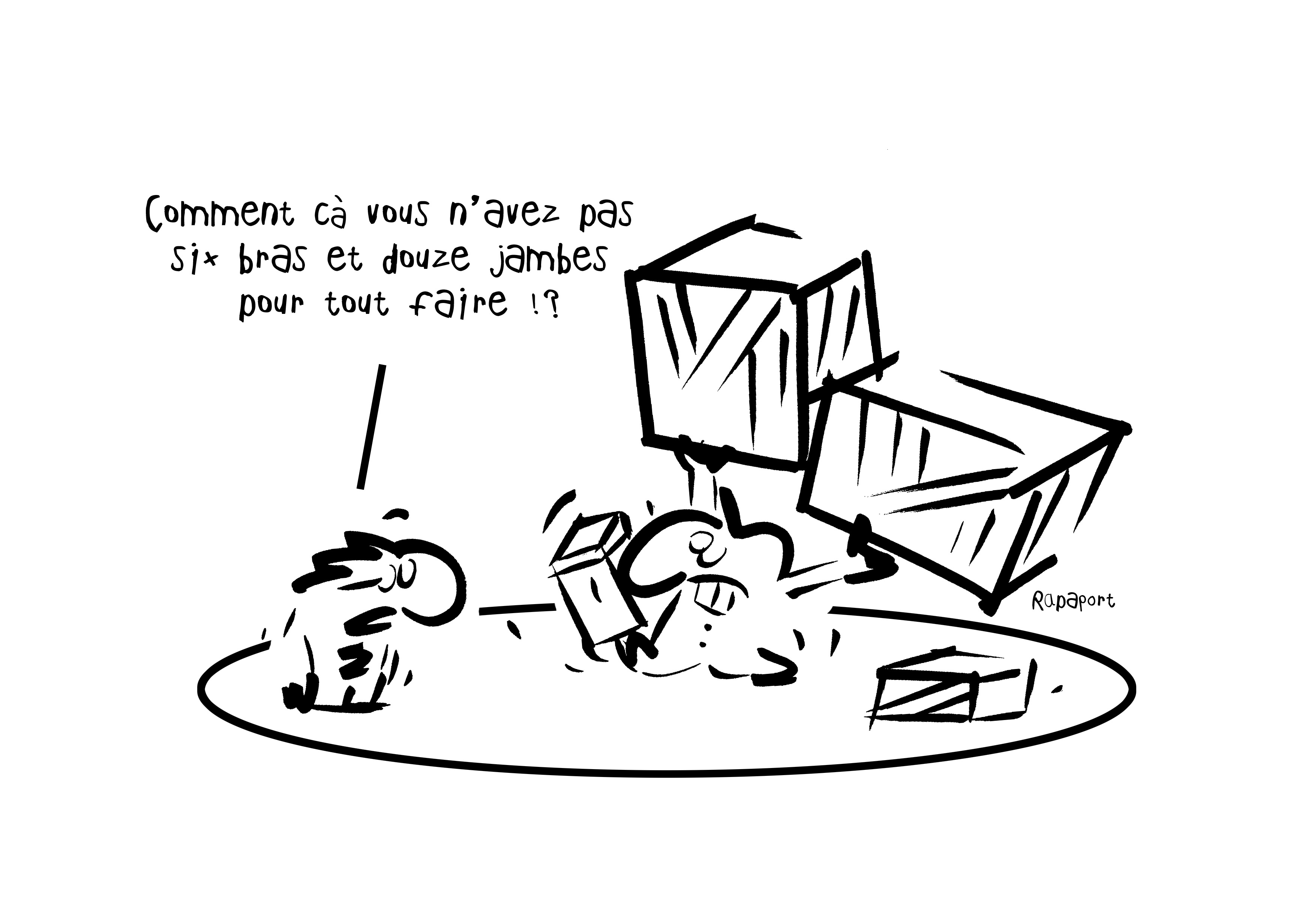 RAPAPORT DESSINS:BAROMÈTRE ENTREPRISE69