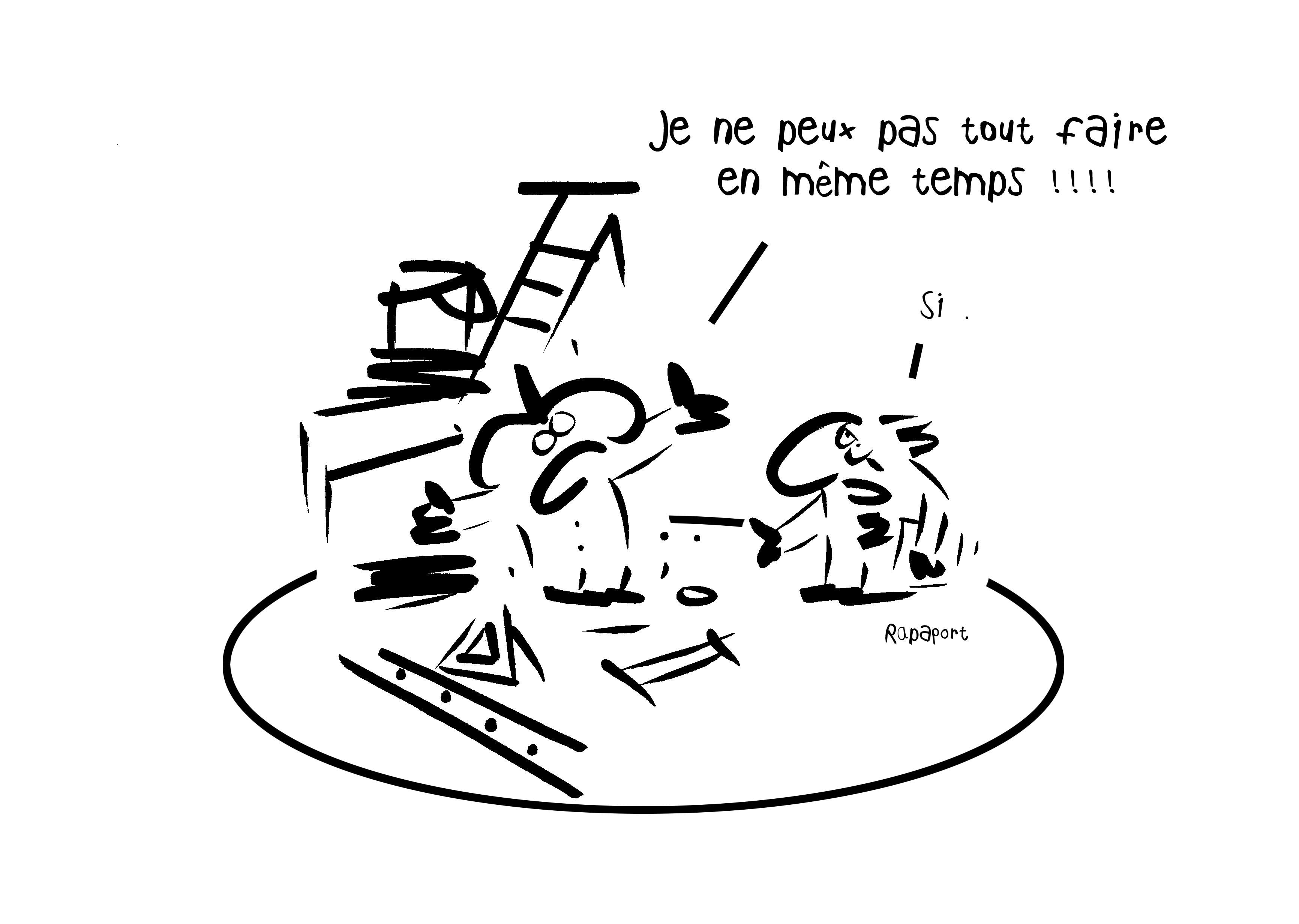 RAPAPORT DESSINS:BAROMÈTRE ENTREPRISE70