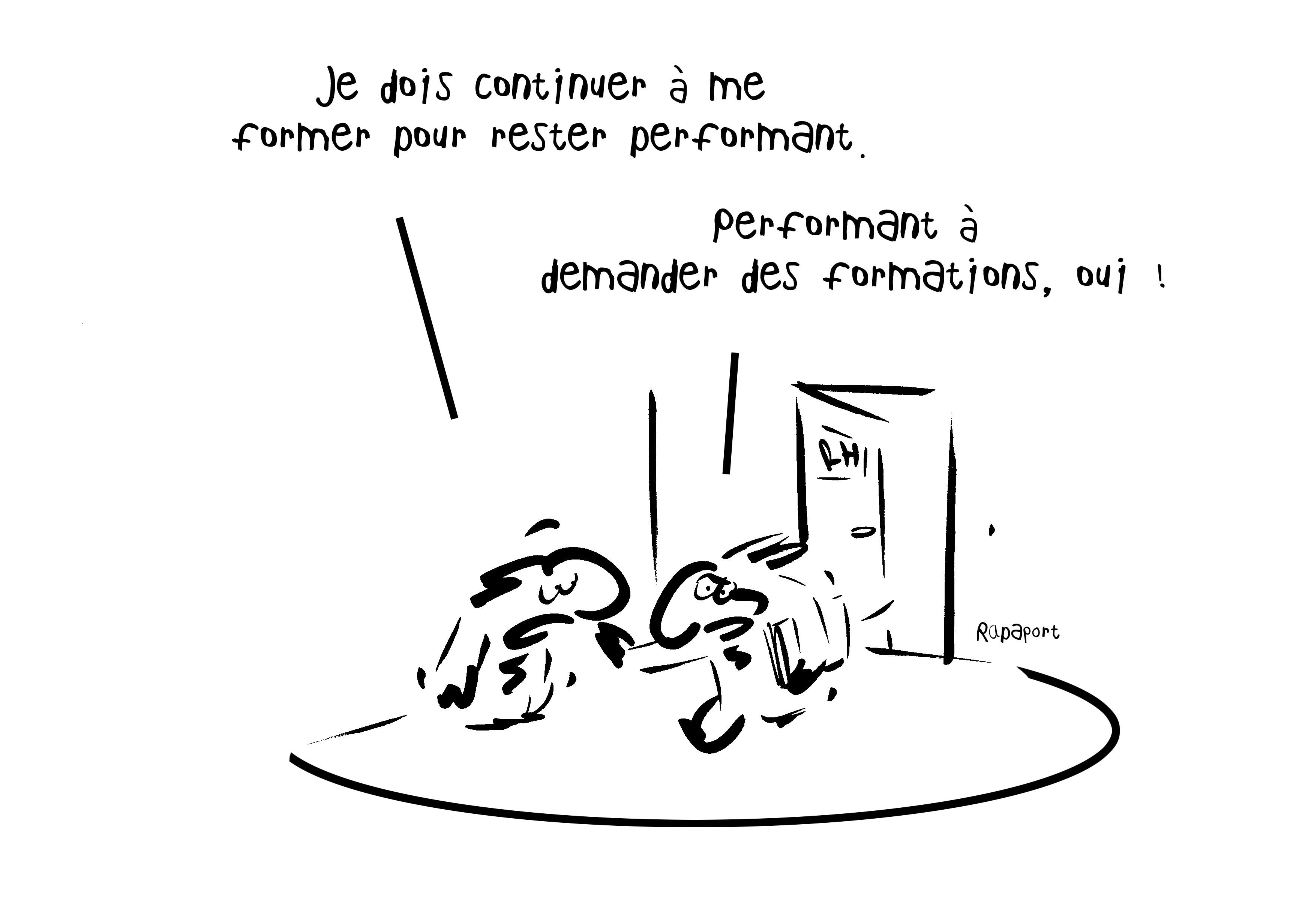RAPAPORT DESSINS:BAROMÈTRE ENTREPRISE75