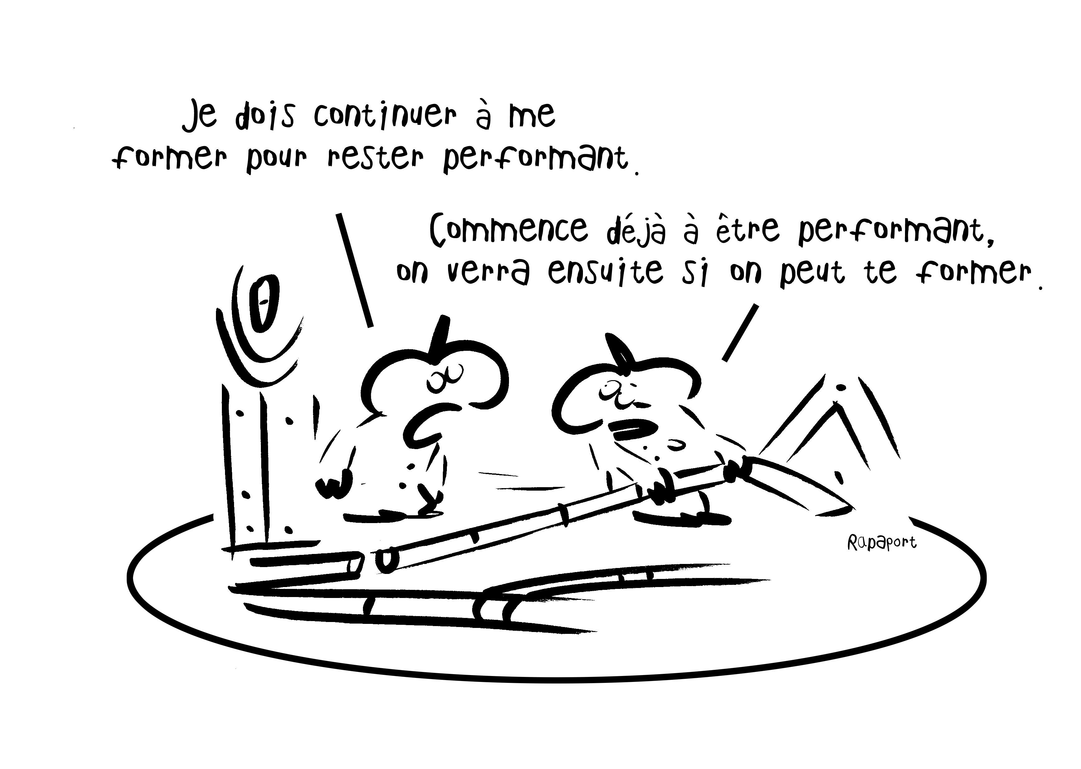 RAPAPORT DESSINS:BAROMÈTRE ENTREPRISE76