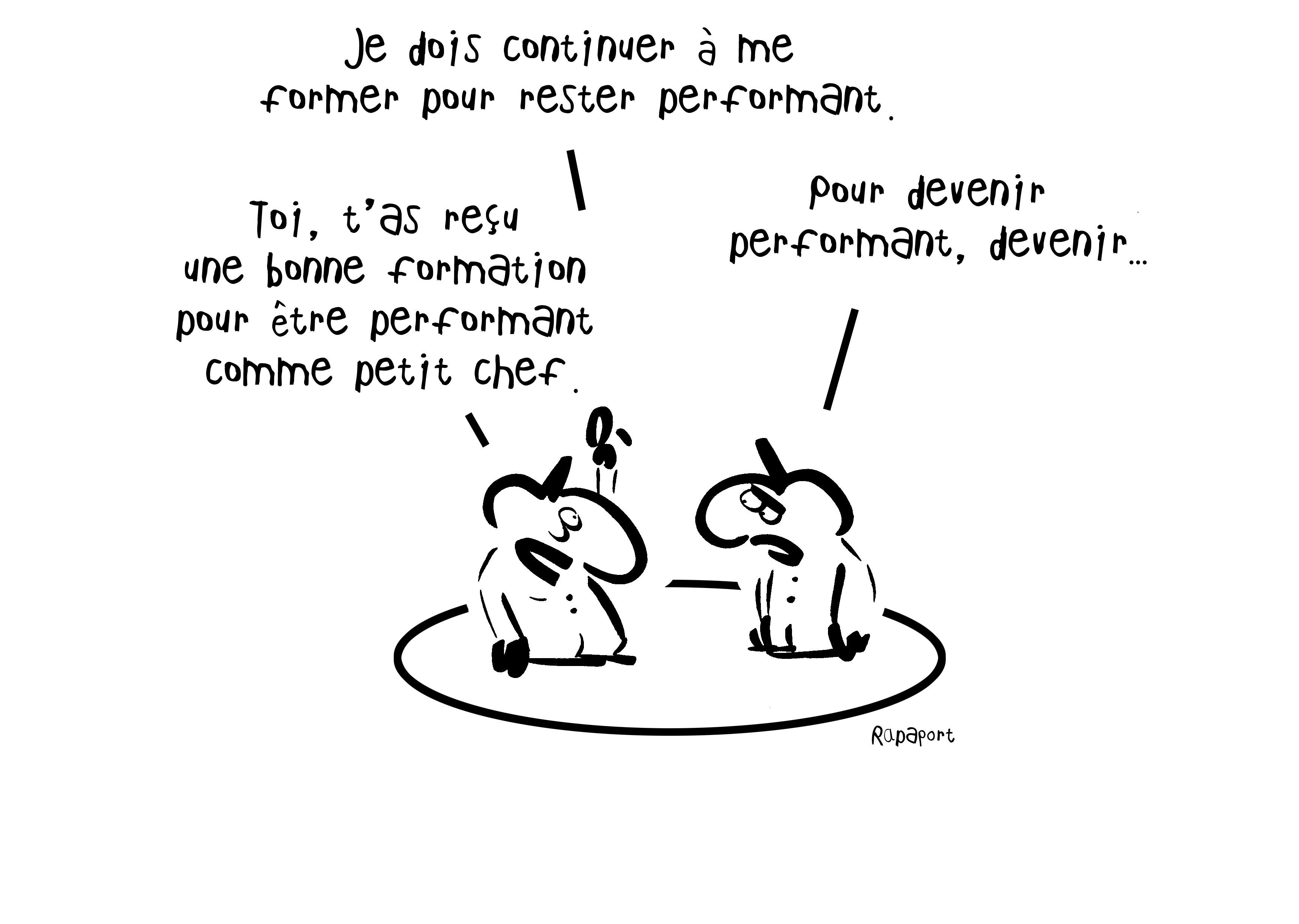 RAPAPORT DESSINS:BAROMÈTRE ENTREPRISE78