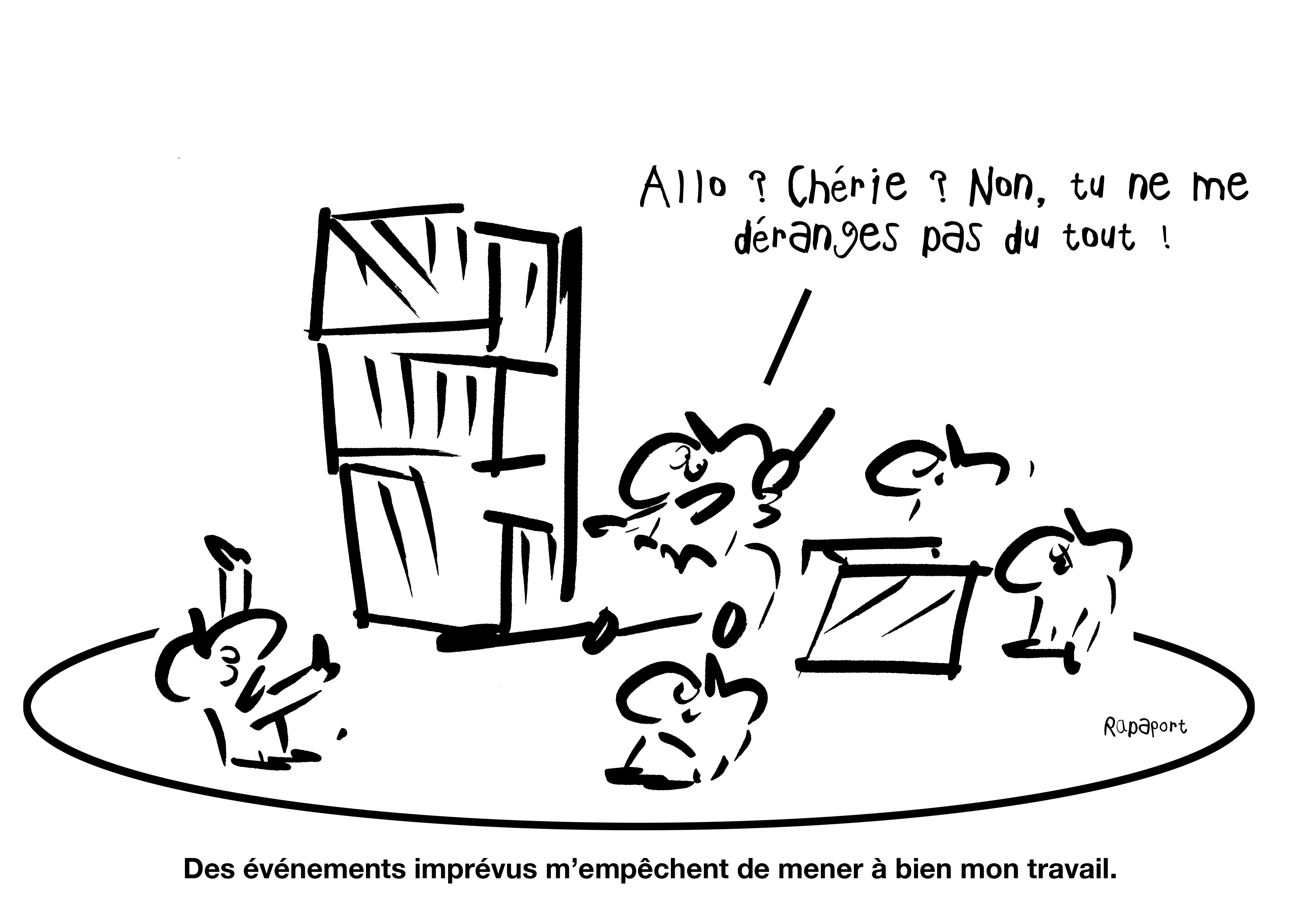 RAPAPORT DESSINS:BAROMÈTRE ENTREPRISE79