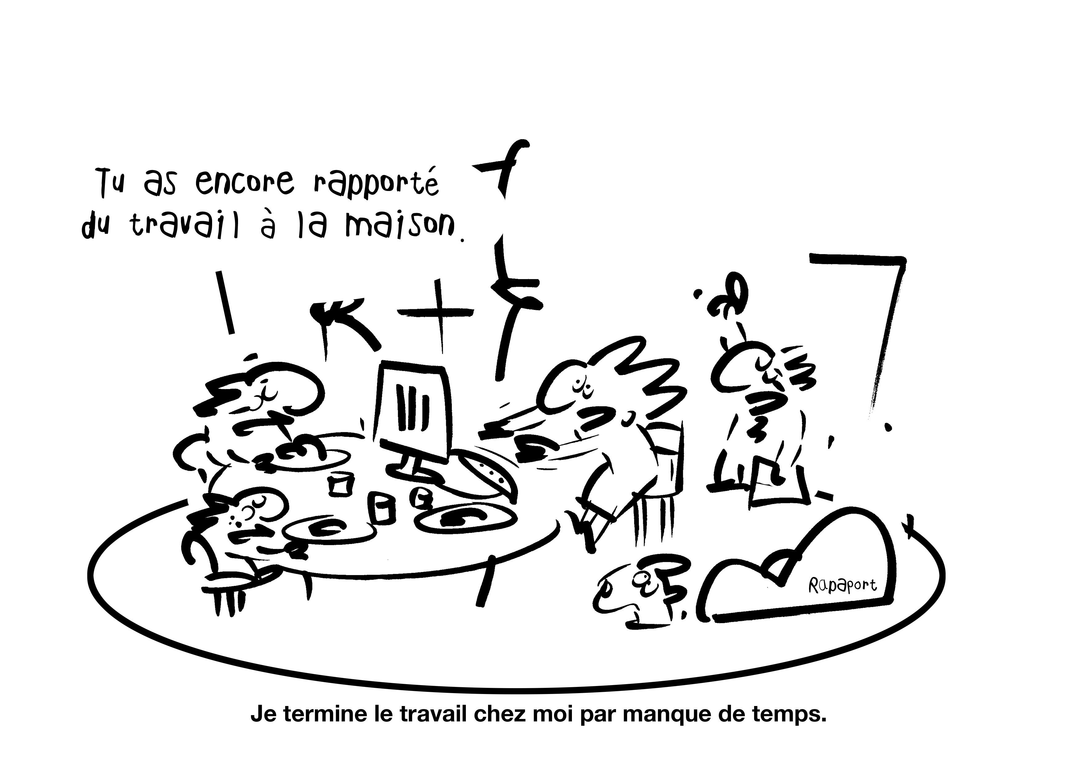 RAPAPORT DESSINS:BAROMÈTRE ENTREPRISE87