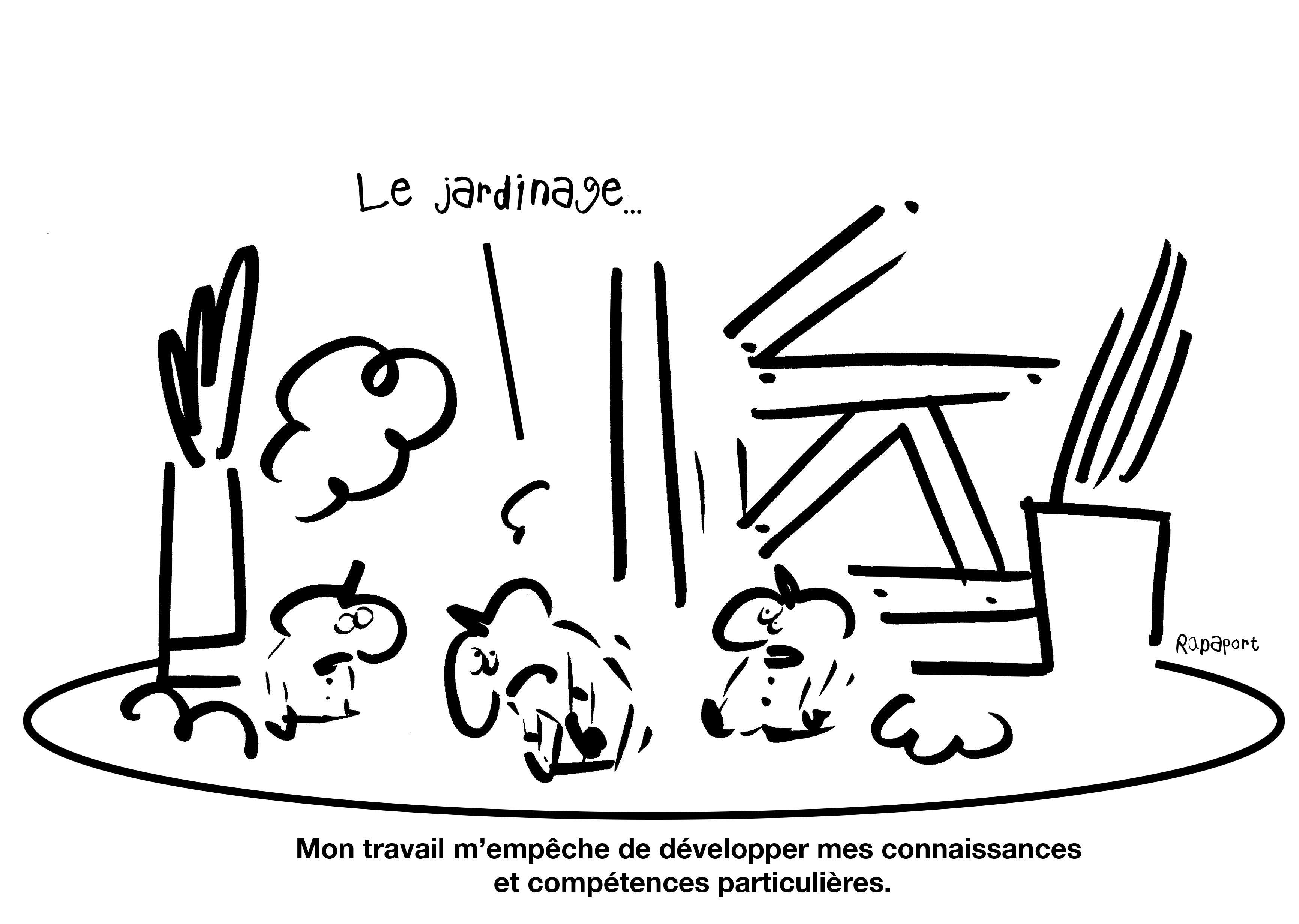 RAPAPORT DESSINS:BAROMÈTRE ENTREPRISE95