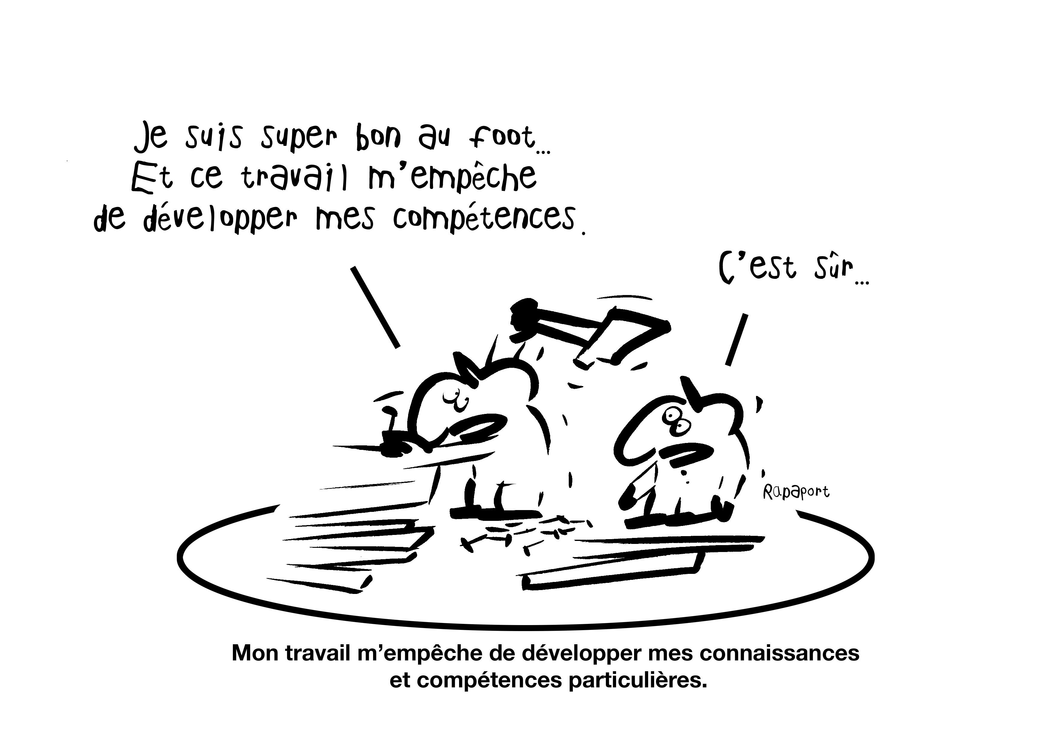 RAPAPORT DESSINS:BAROMÈTRE ENTREPRISE96