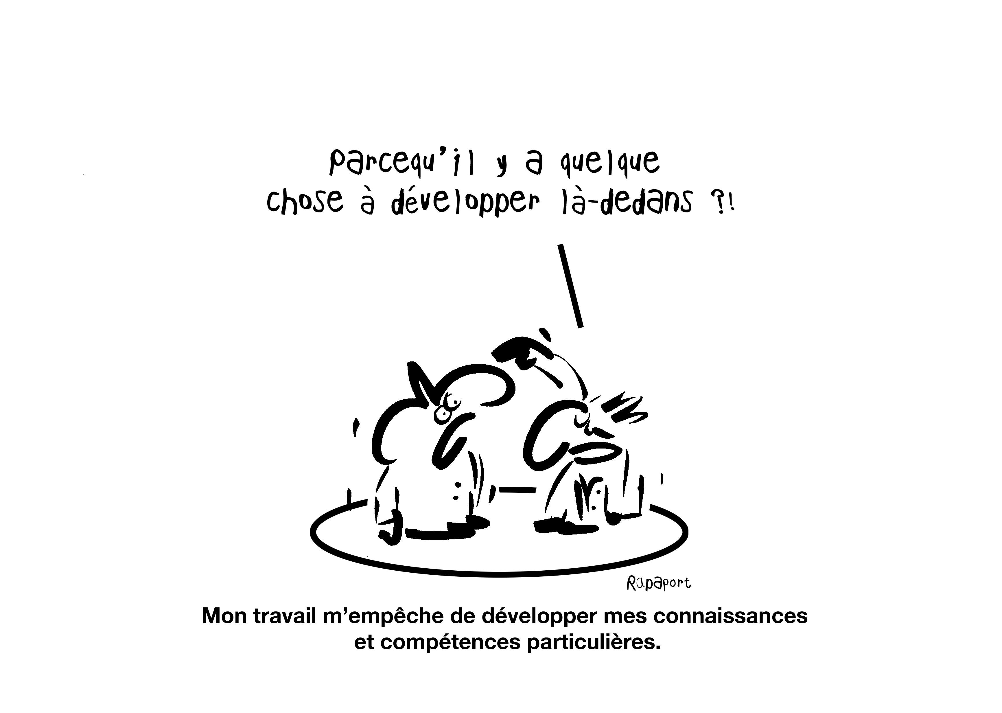 RAPAPORT DESSINS:BAROMÈTRE ENTREPRISE97