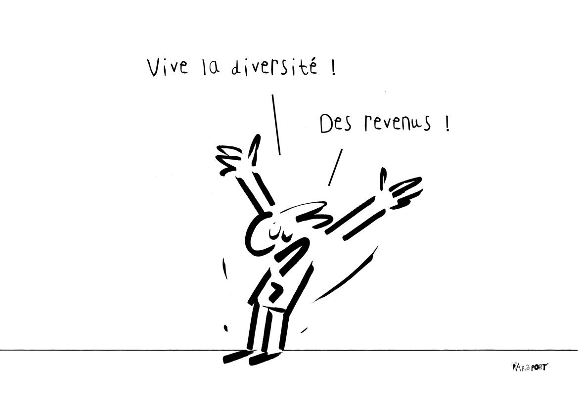 RAPAPORT:DIVERSITÉ26