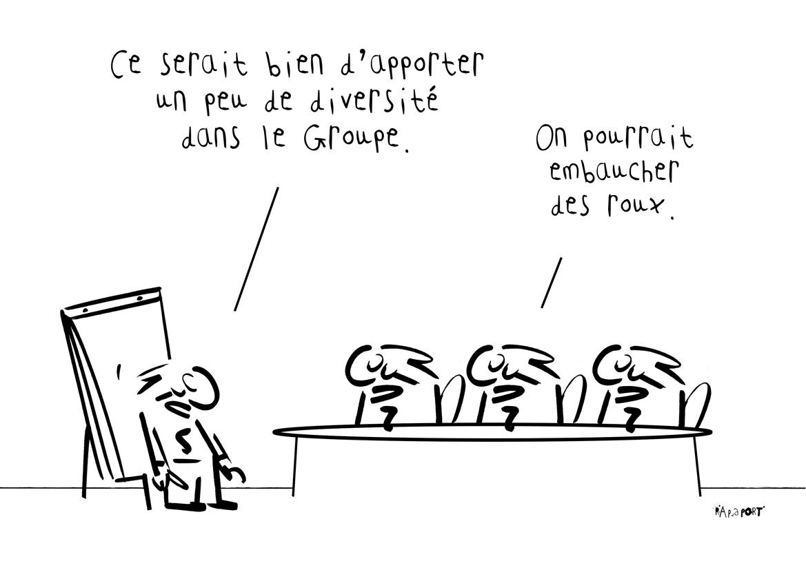 RAPAPORT:DIVERSITÉ47