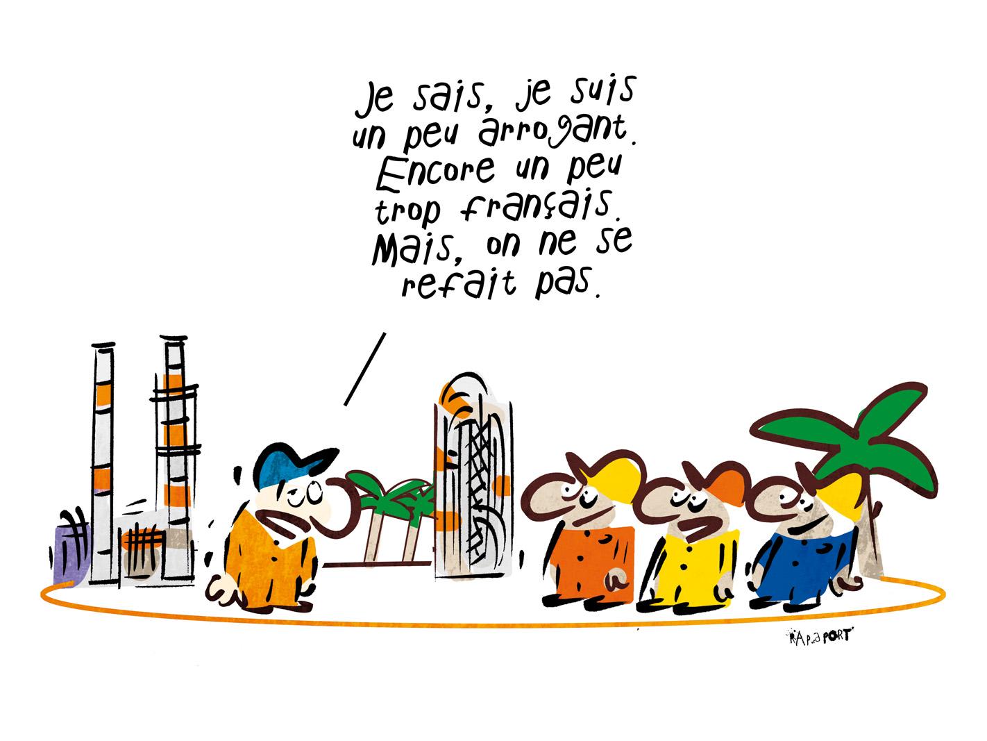 RAPAPORT:DIVERSITÉ59