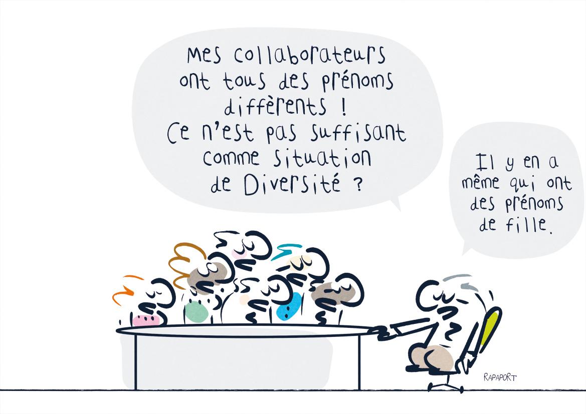 RAPAPORT:DIVERSITÉ85
