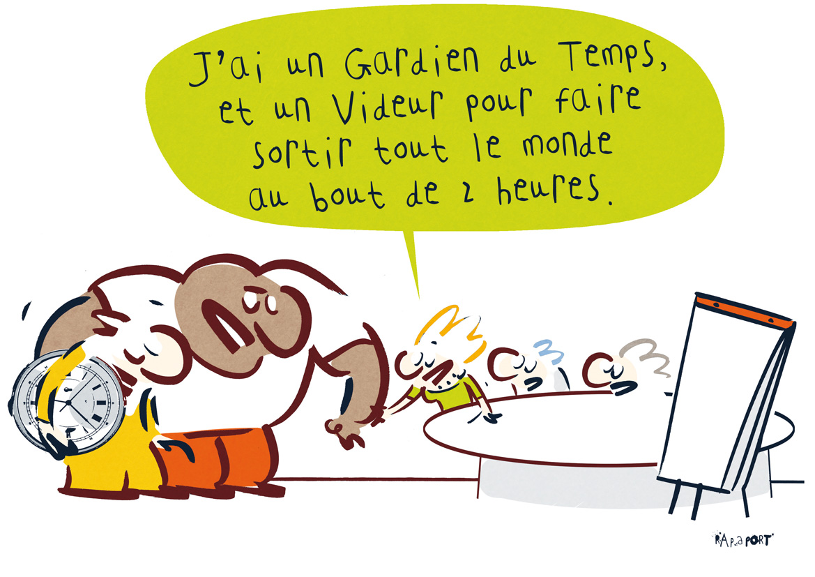 RAPAPORT:GESTION TEMPS3