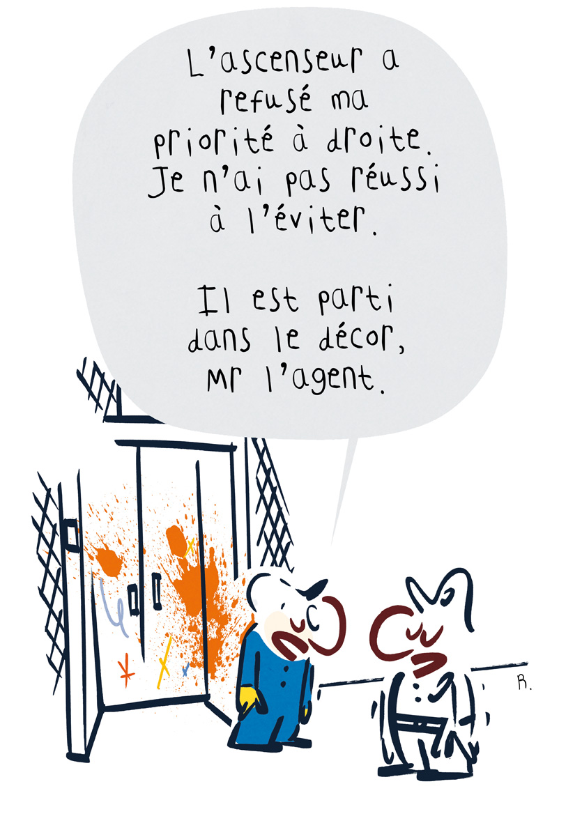 RAPAPORT:PRÉVENTION SÉCURITÉ19