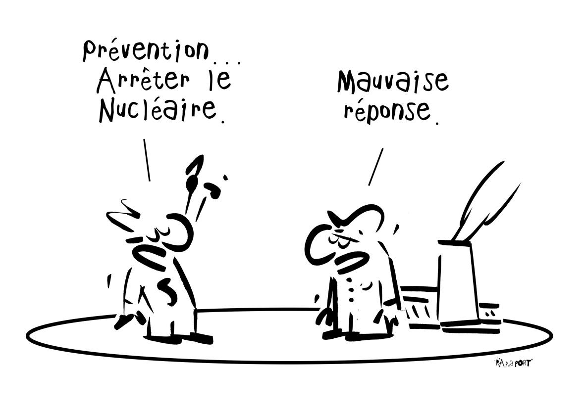 RAPAPORT:PRÉVENTION SÉCURITÉ32