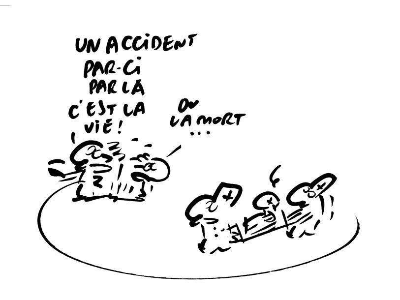 RAPAPORT:PRÉVENTION SÉCURITÉ50