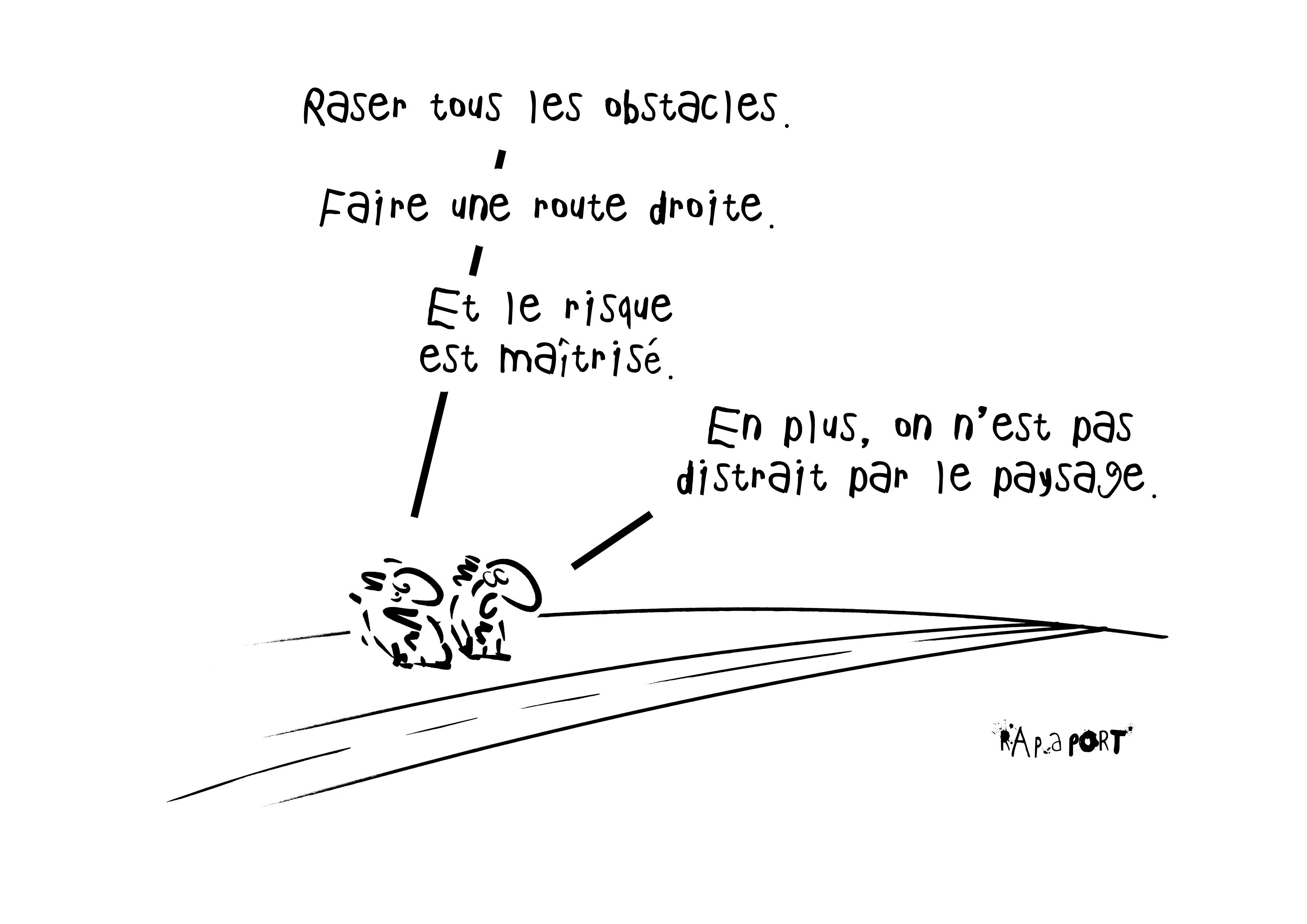 RAPAPORT:PRÉVENTION SÉCURITÉ59