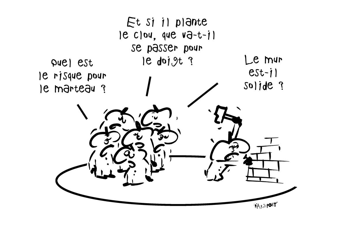 RAPAPORT:PRÉVENTION SÉCURITÉ67