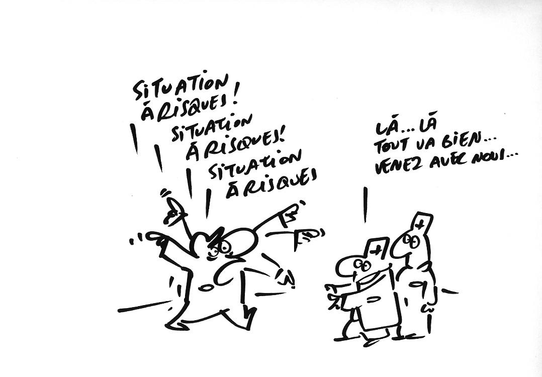 RAPAPORT:PRÉVENTION SÉCURITÉ7