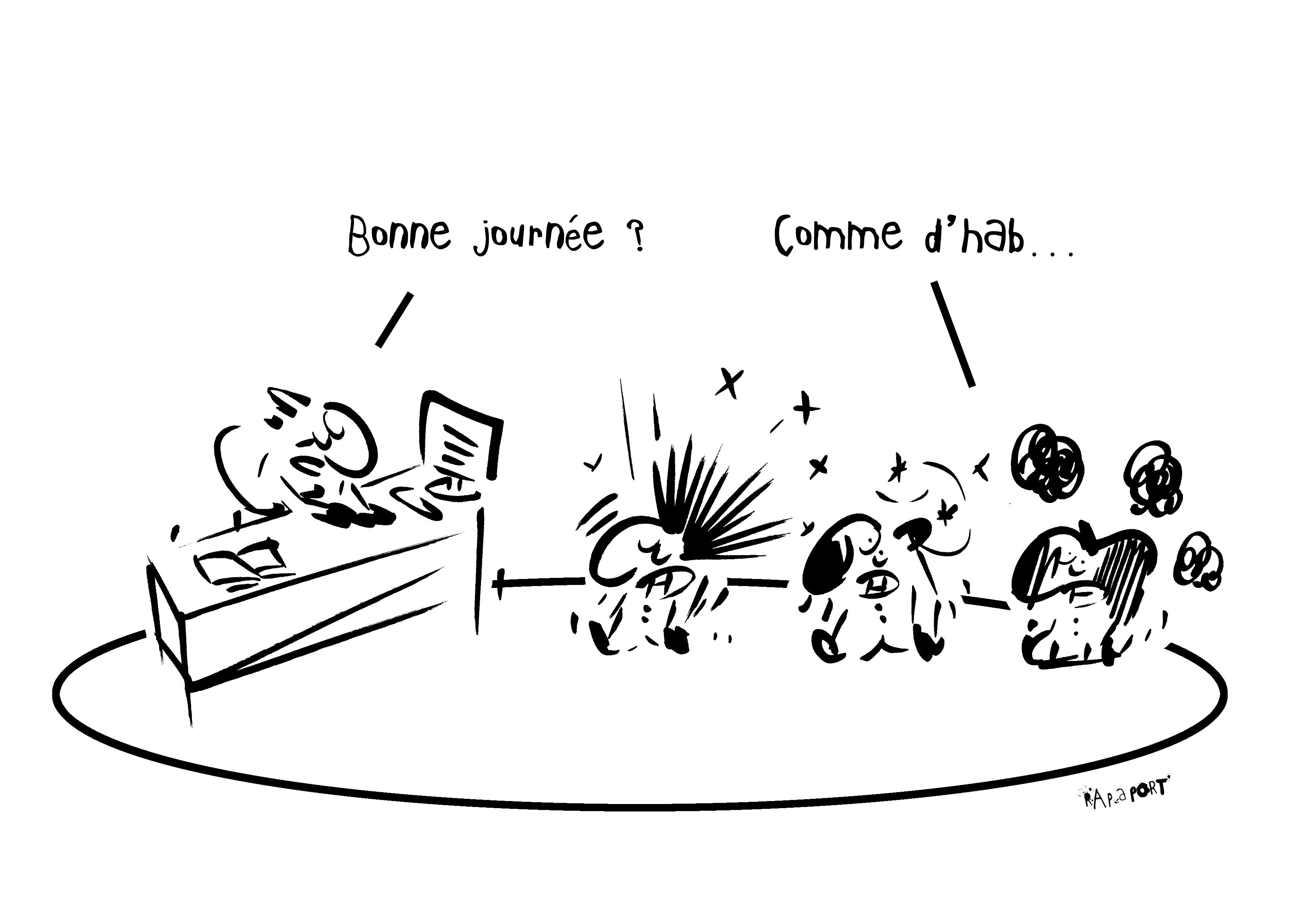 RAPAPORT:PRÉVENTION SÉCURITÉ84