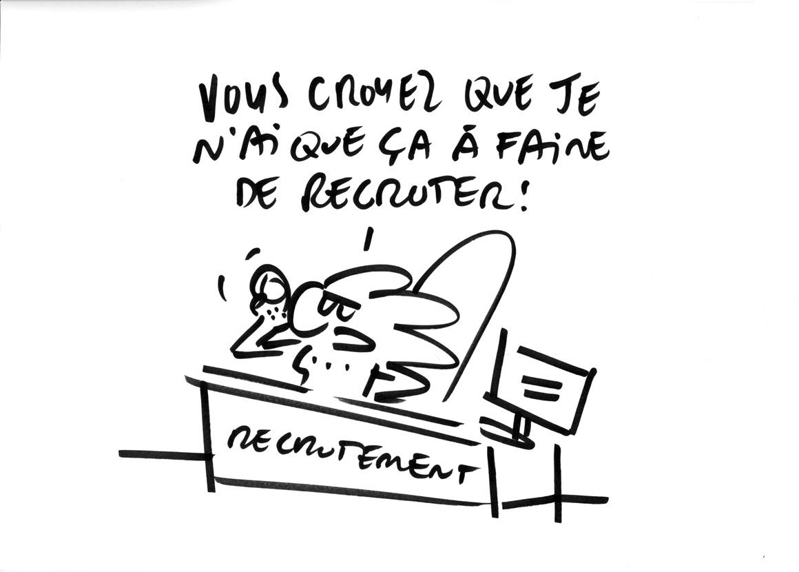 Recrutement 23