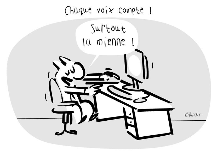La Vie De Bureau Les Elections Professionnelles Rapaport